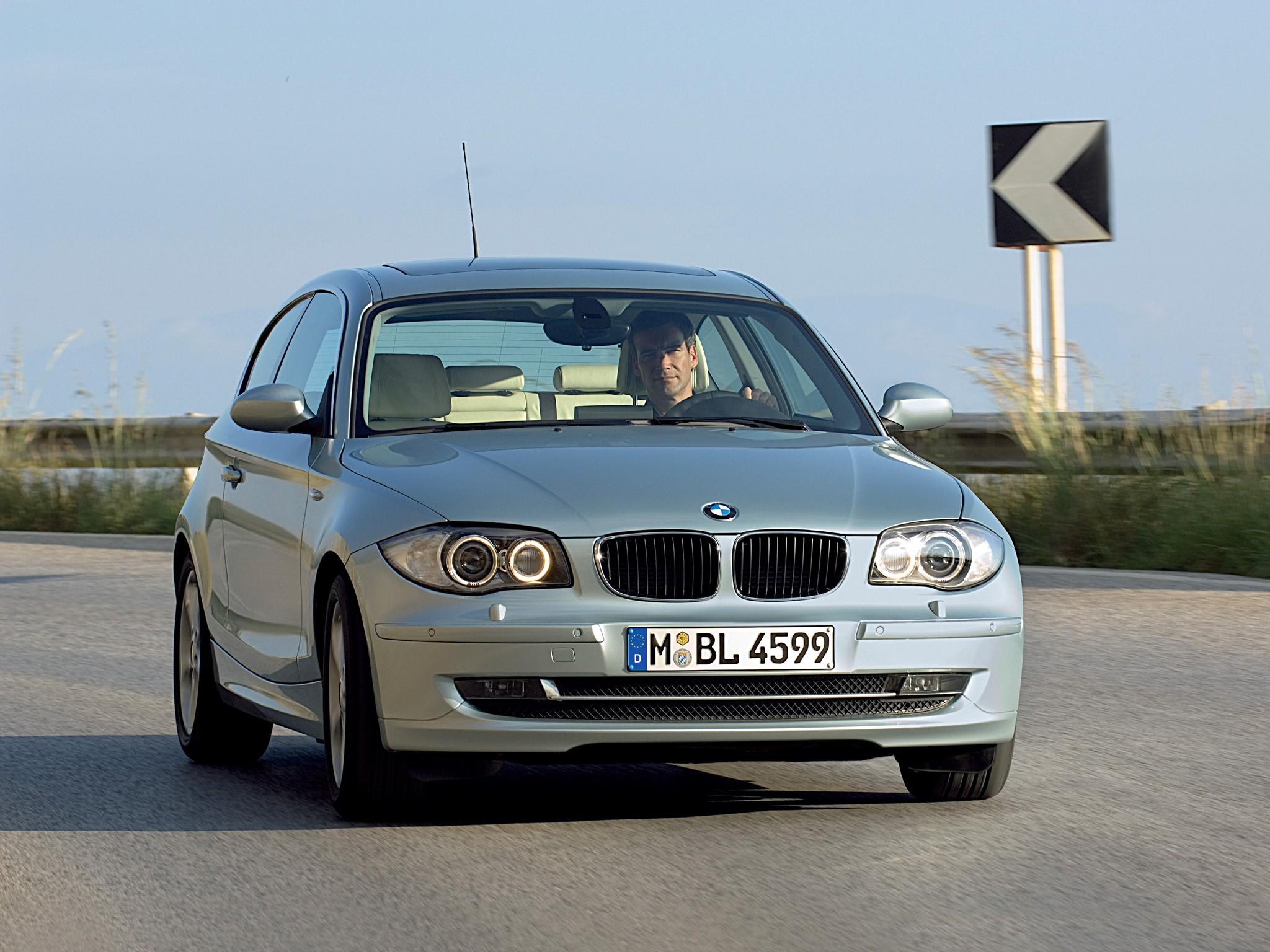 BMW 1 Series 3 doors (E81) specs - 2007, 2008, 2009, 2010, 2011 ...