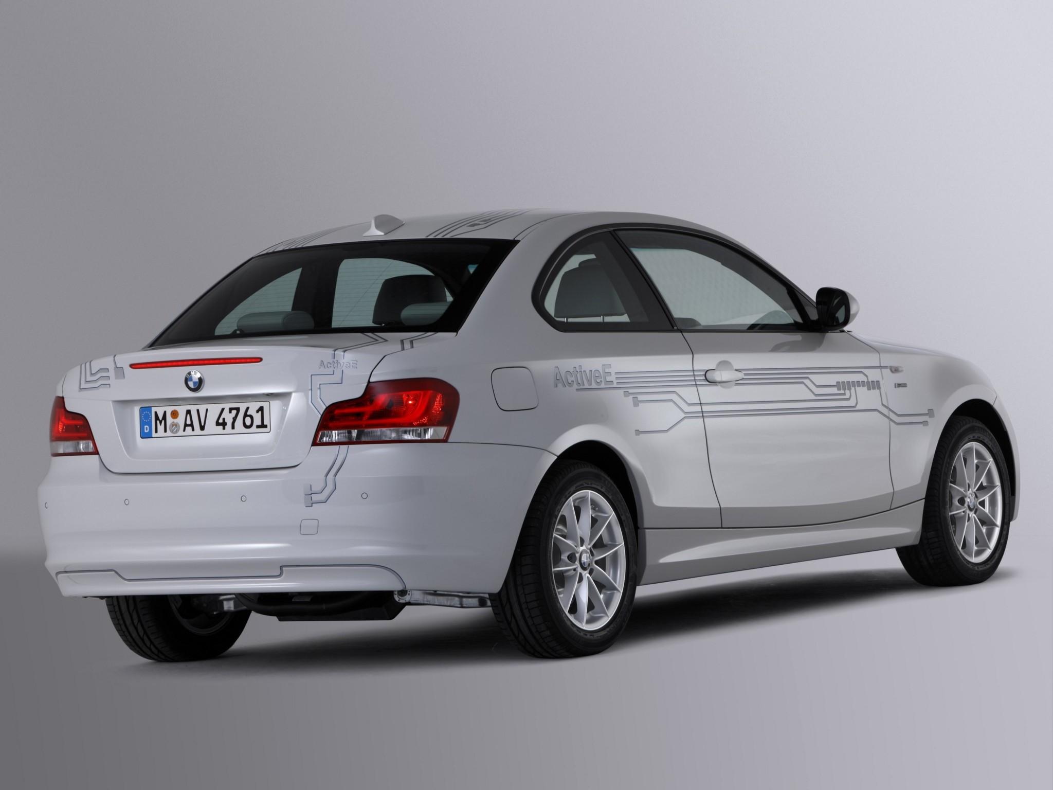 Bmw 1 Series Coupe E82 2010 2011 2012 2013