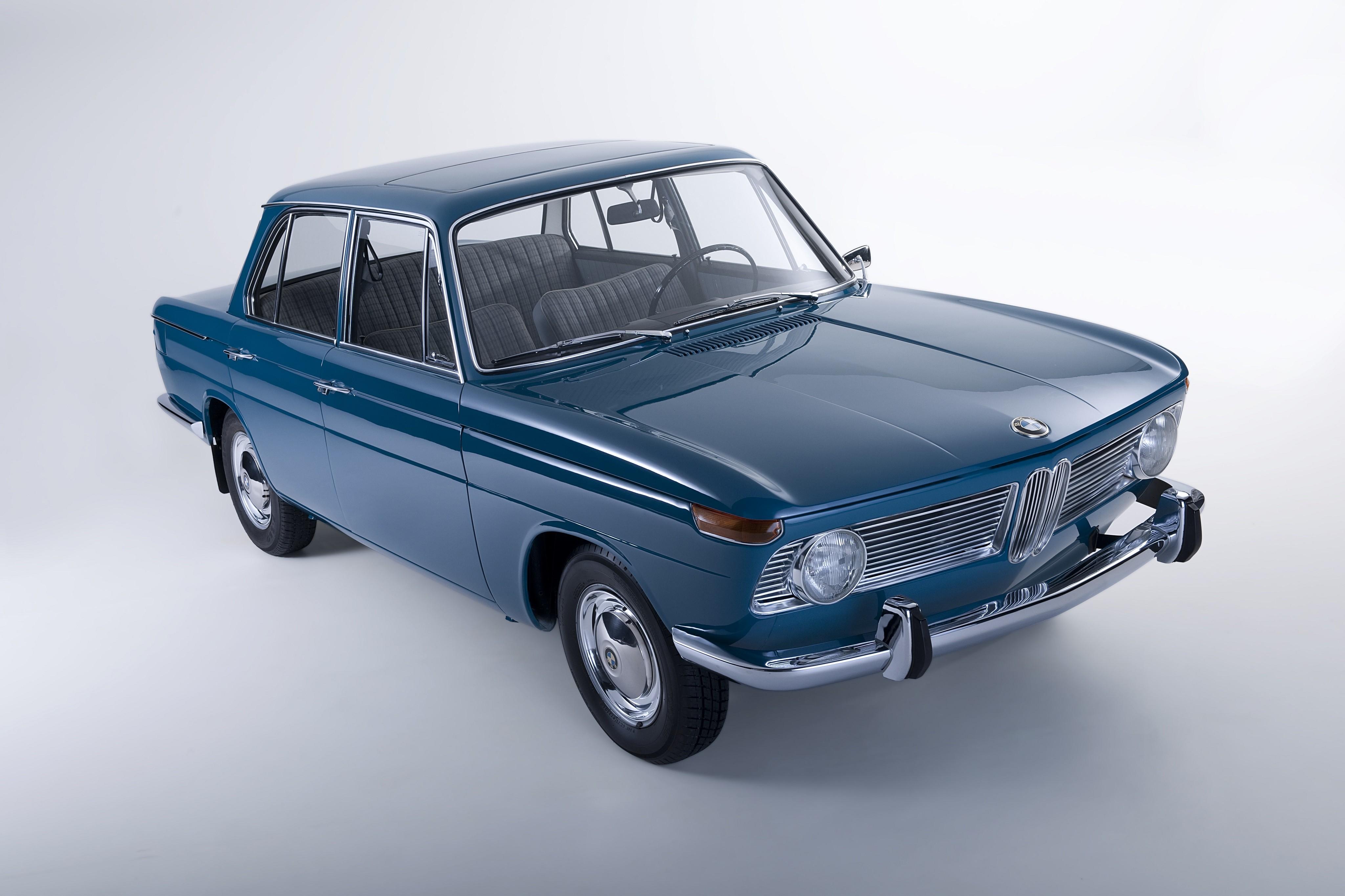 BMW 1500 specs & photos - 1962, 1963, 1964, 1965, 1966 ...