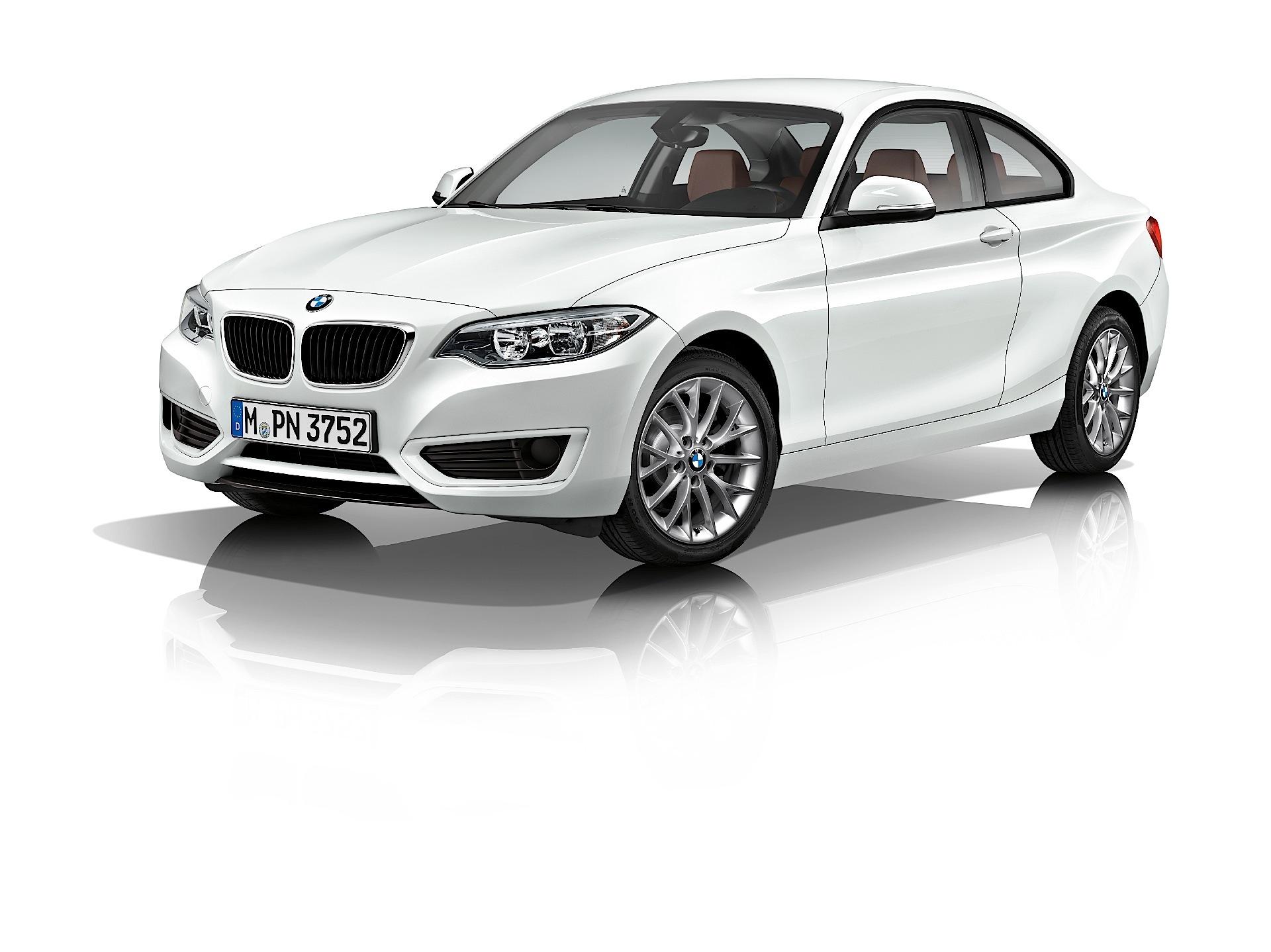 BMW 2 Series 2013