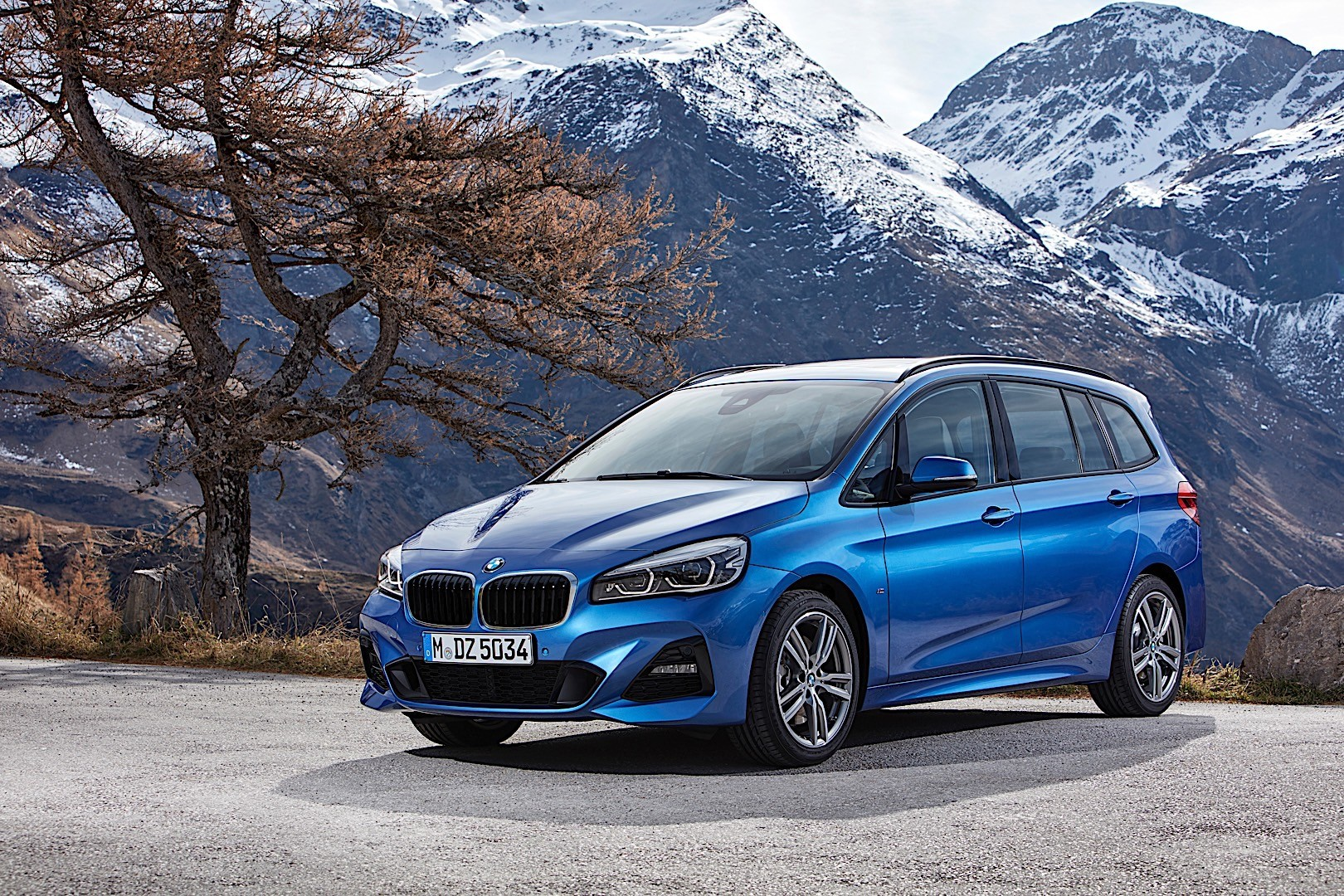 bmw 2 series gran tourer f45 specs photos 2018 2019. Black Bedroom Furniture Sets. Home Design Ideas