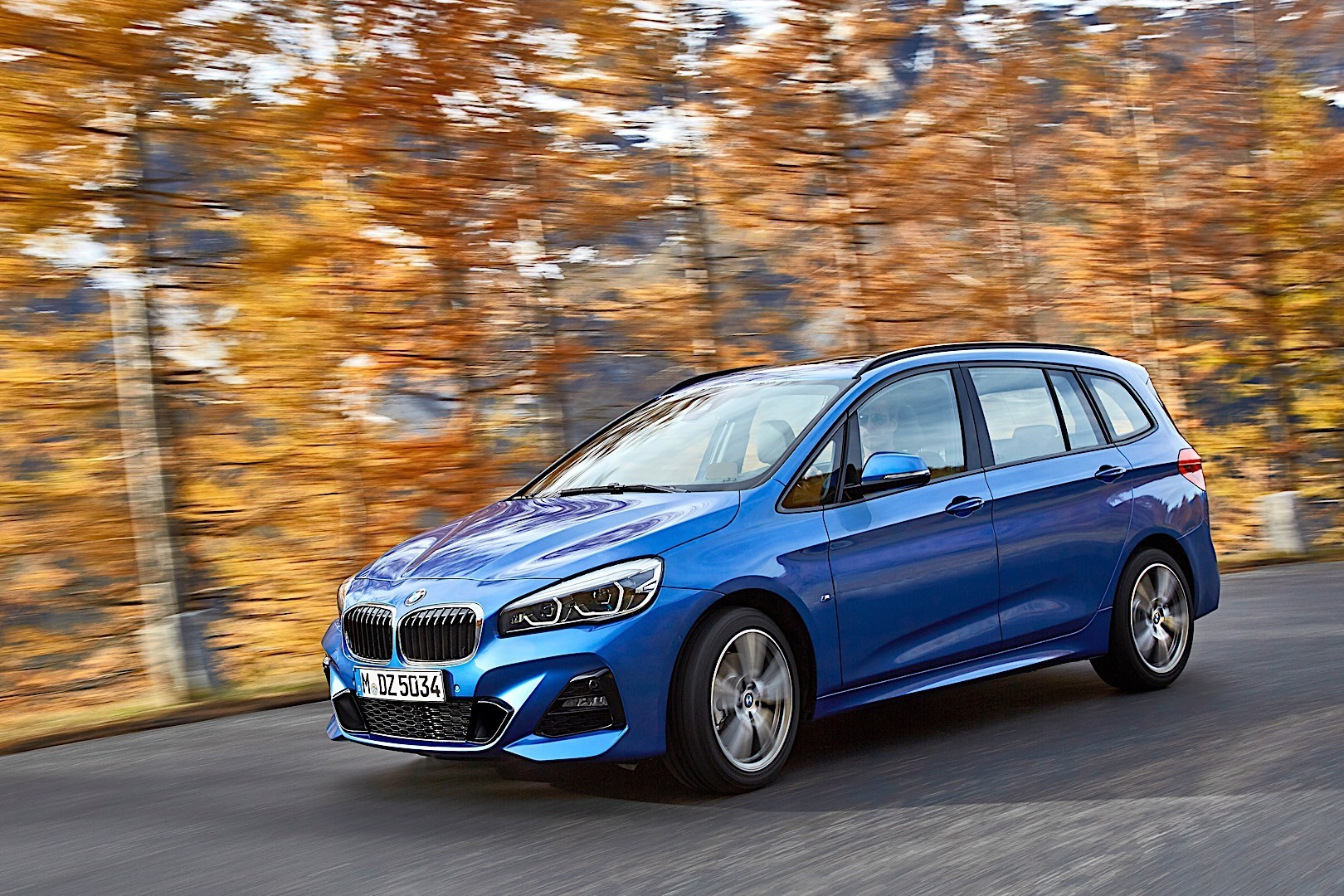 bmw 2 series gran tourer f45 specs 2018 autoevolution. Black Bedroom Furniture Sets. Home Design Ideas