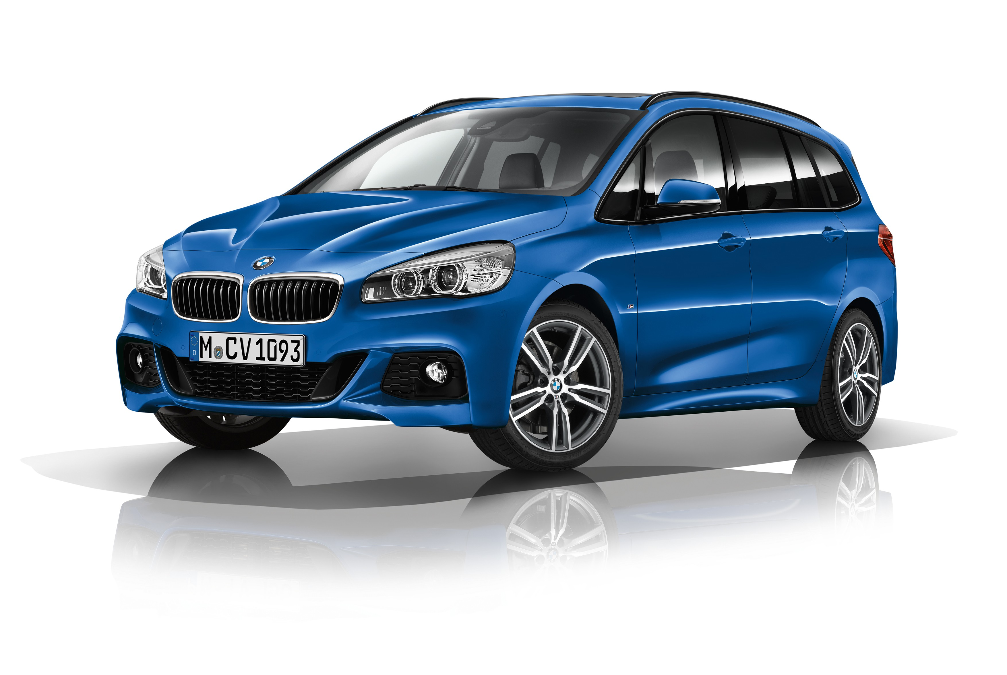 Bmw 2 Series Gran Tourer F45 Specs Amp Photos 2015 2016
