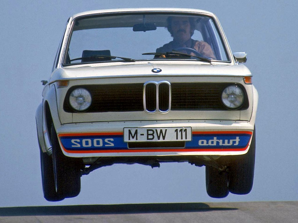 BMW 2002 Turbo specs & photos - 1973, 1974 - autoevolution