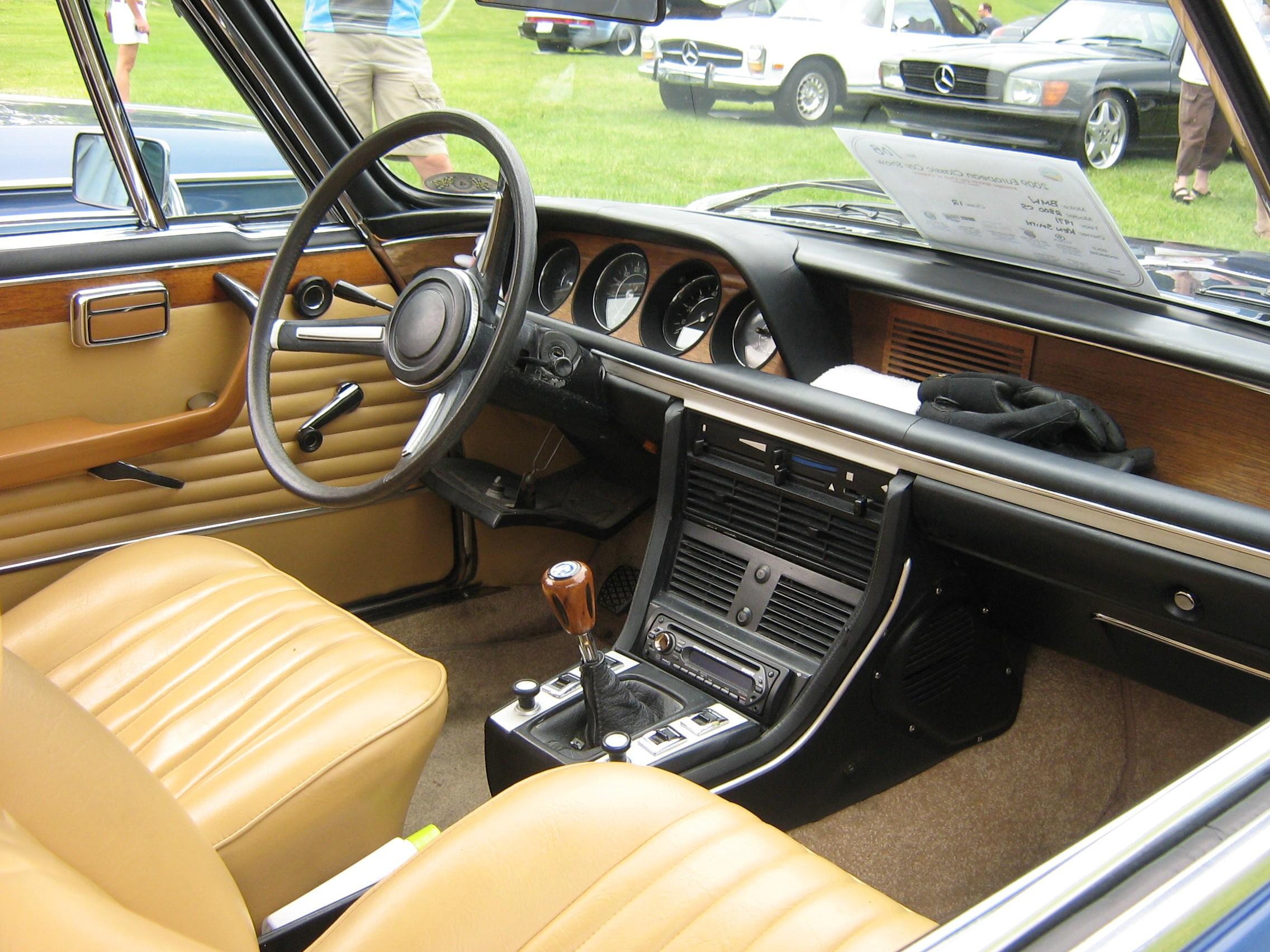 BMW 2800 CS (E9) - 1968, 1969, 1970, 1971 - autoevolution