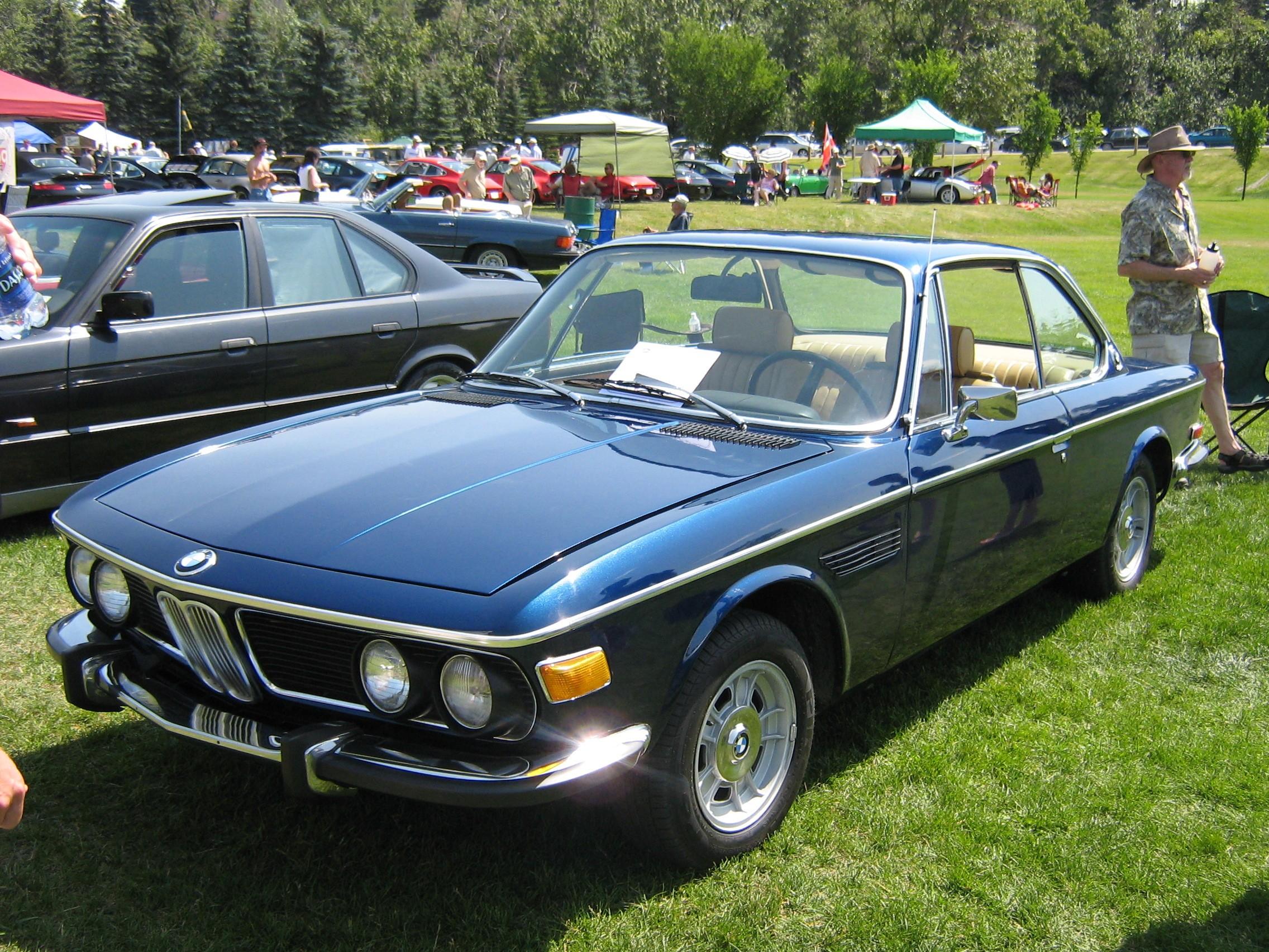 Bmw 2800 Cs E9 1968 1969 1970 1971 Autoevolution