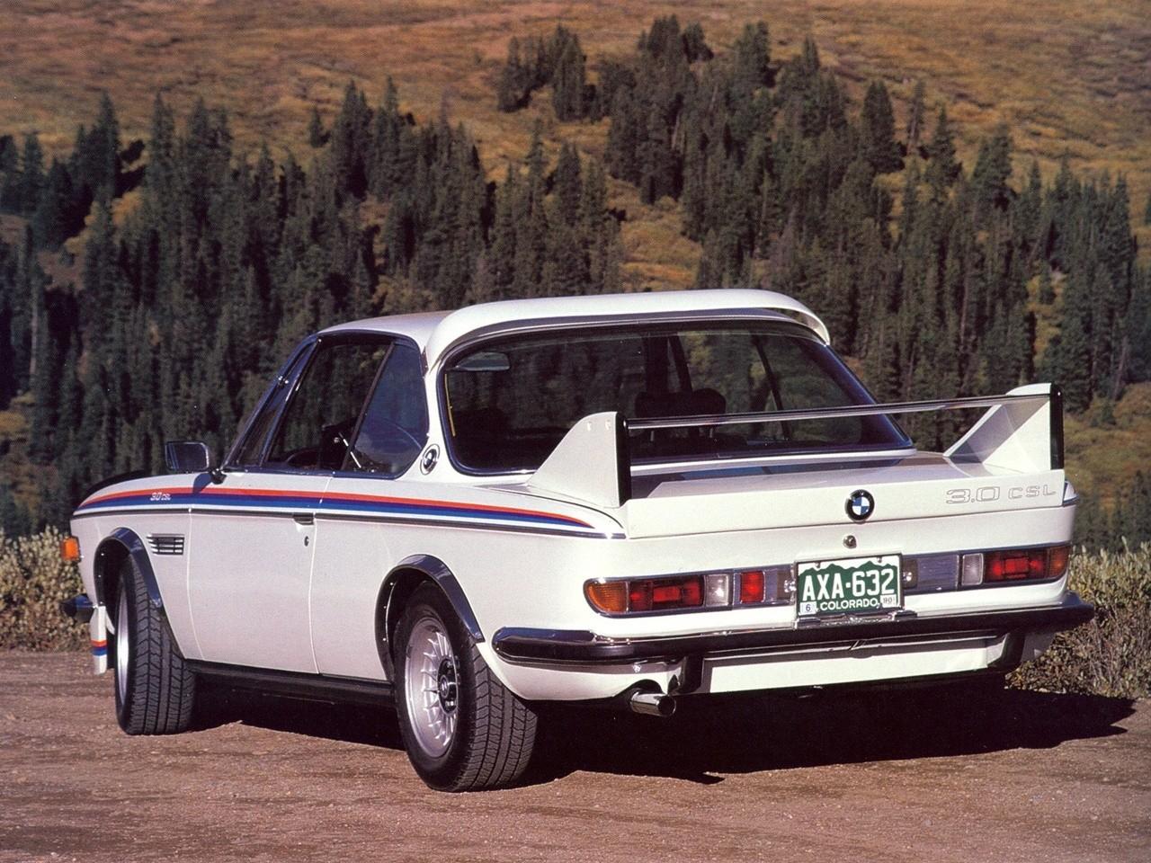 BMW 3.0 CSL (E9) specs - 1971, 1972, 1973, 1974, 1975 - autoevolution