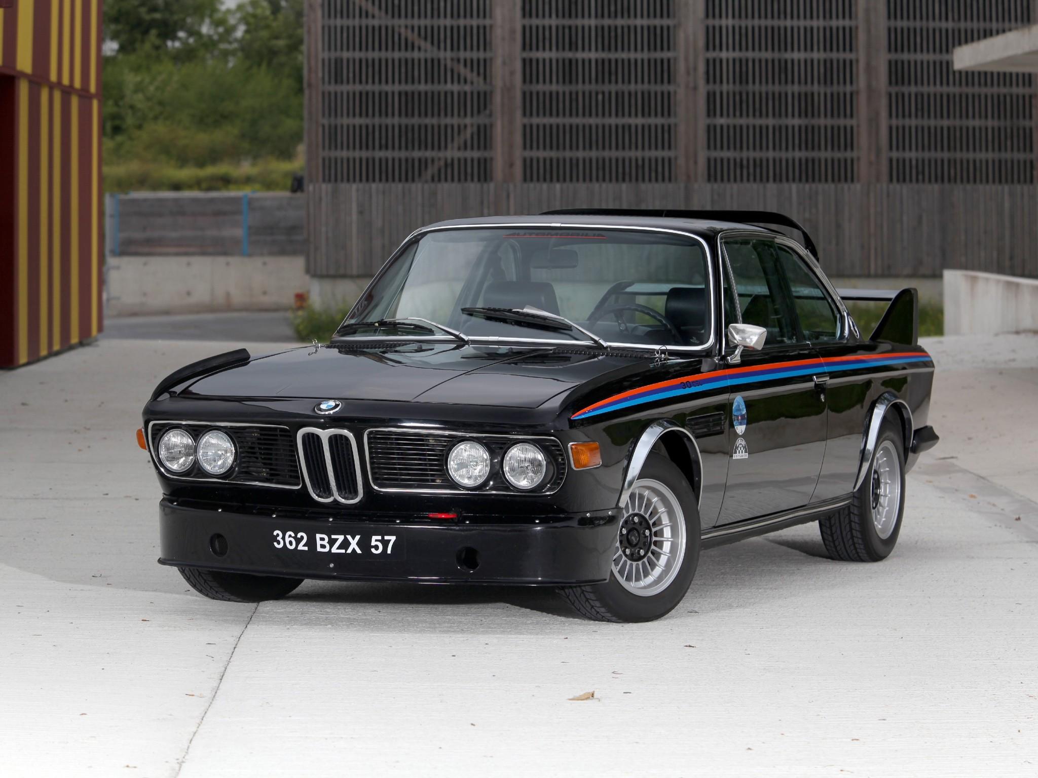 BMW 3.0 CSL (E9) specs & photos - 1971, 1972, 1973, 1974, 1975 ...
