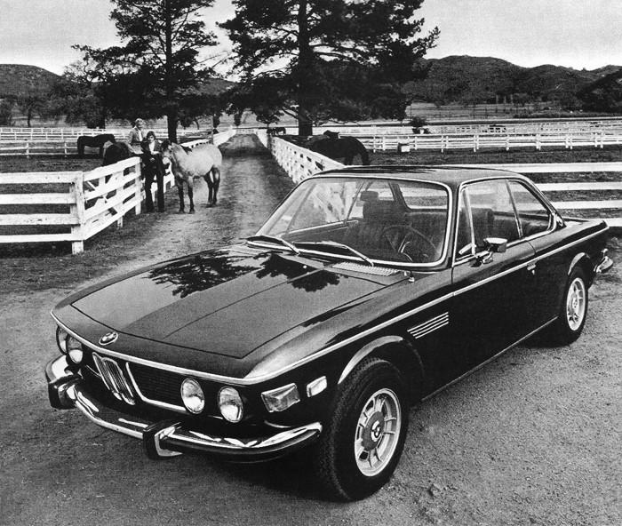 BMW 3.0 CSi Specs & Photos