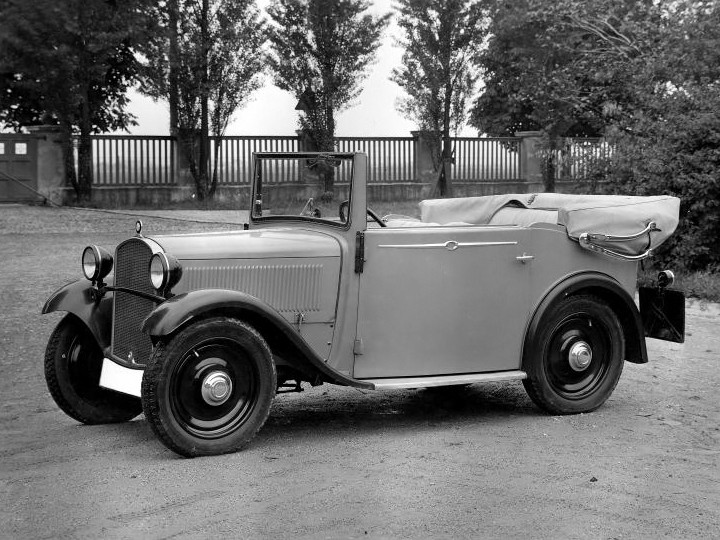Bmw 3 20 Ps Specs Amp Photos 1932 1933 1934 Autoevolution