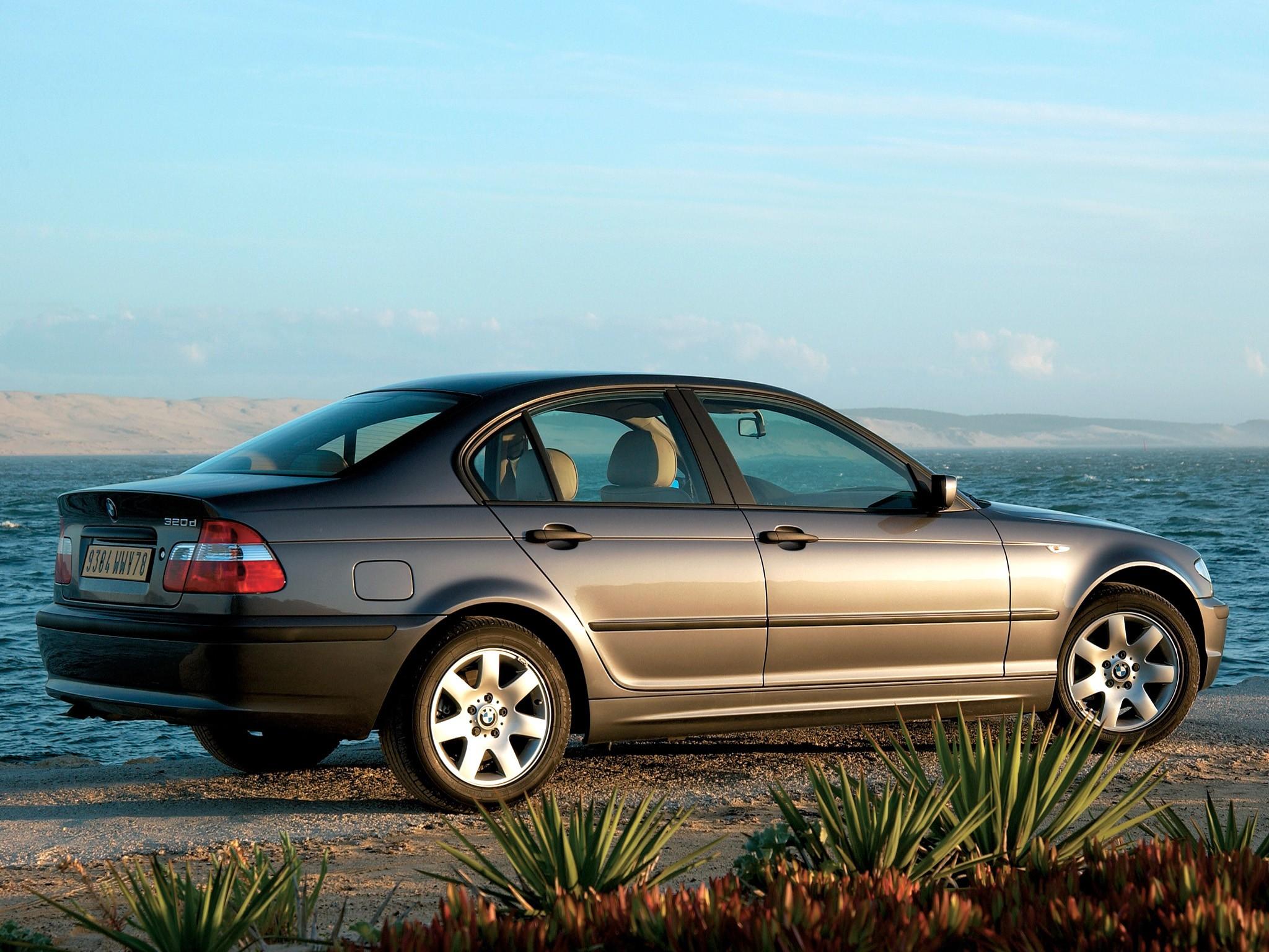 bmw e46 2005 320d series sedan 2001 2002 2048 1536 autoevolution mad4wheels 2004 2003 cars