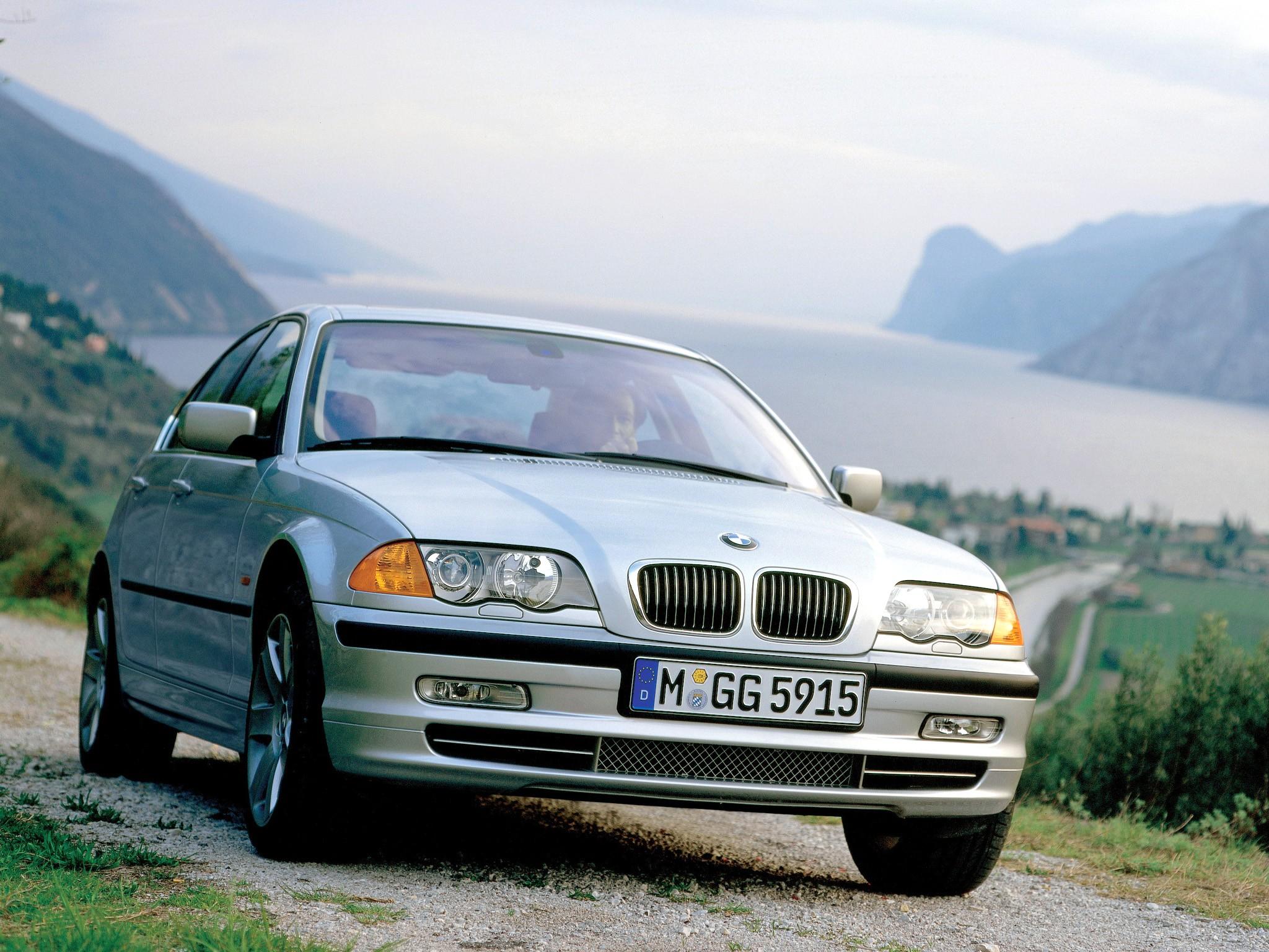 ... BMW 3 Series (E46) (1998 - 2002) ...