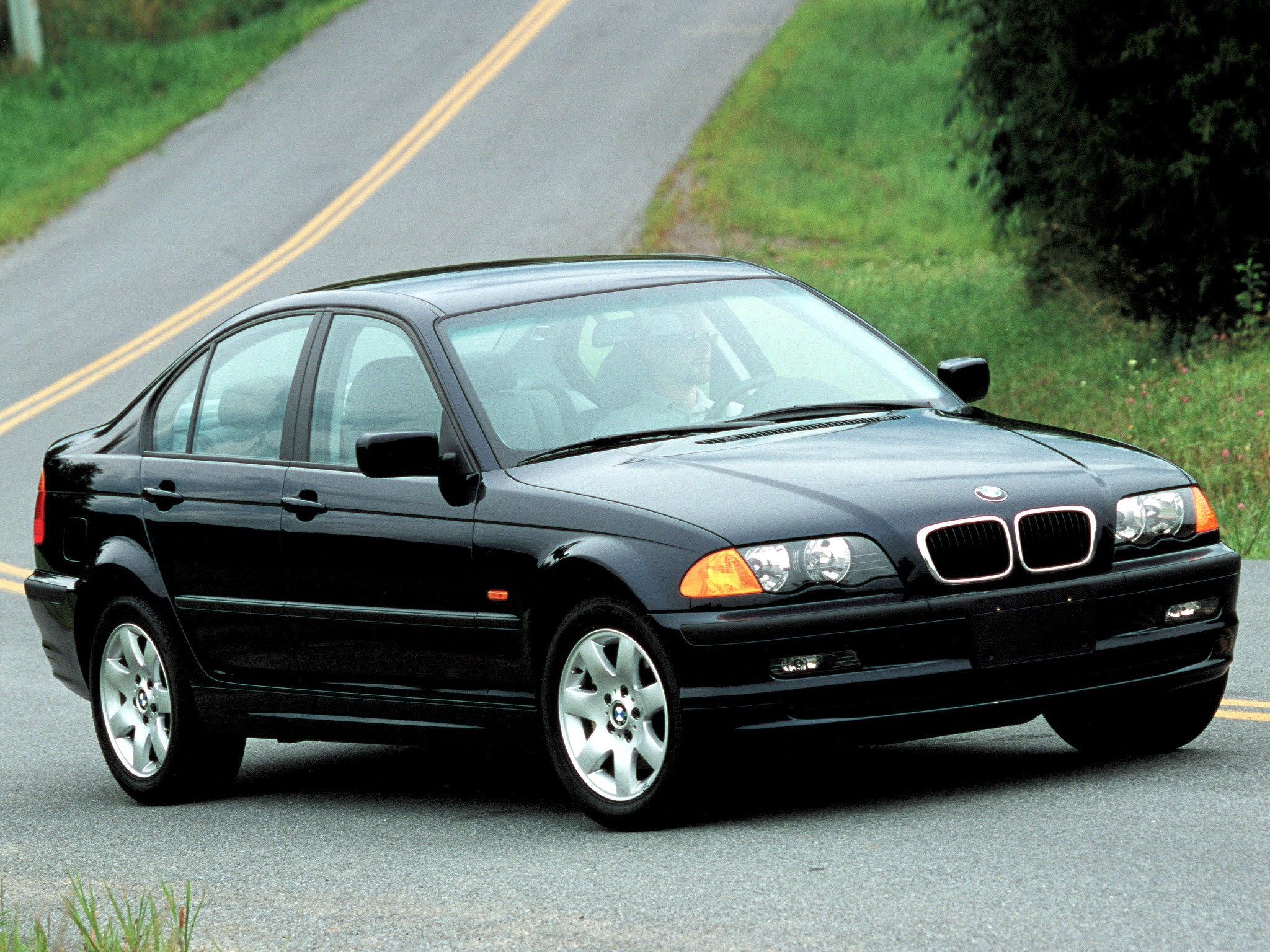 BMW 3 Series (E46) specs & photos - 1998, 1999, 2000, 2001, 2002