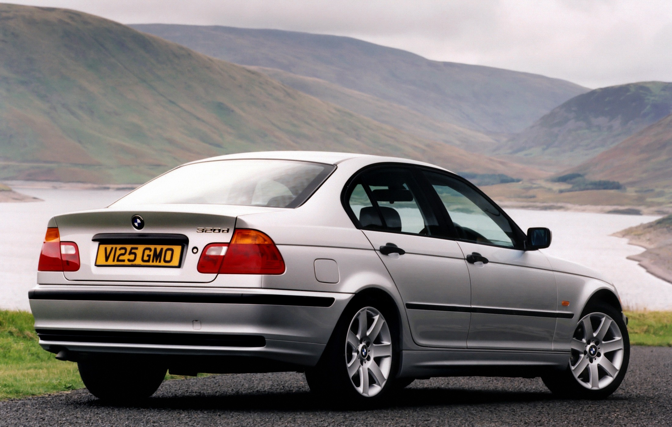 BMW 3 Series (E46) - 1998, 1999, 2000, 2001, 2002 ...