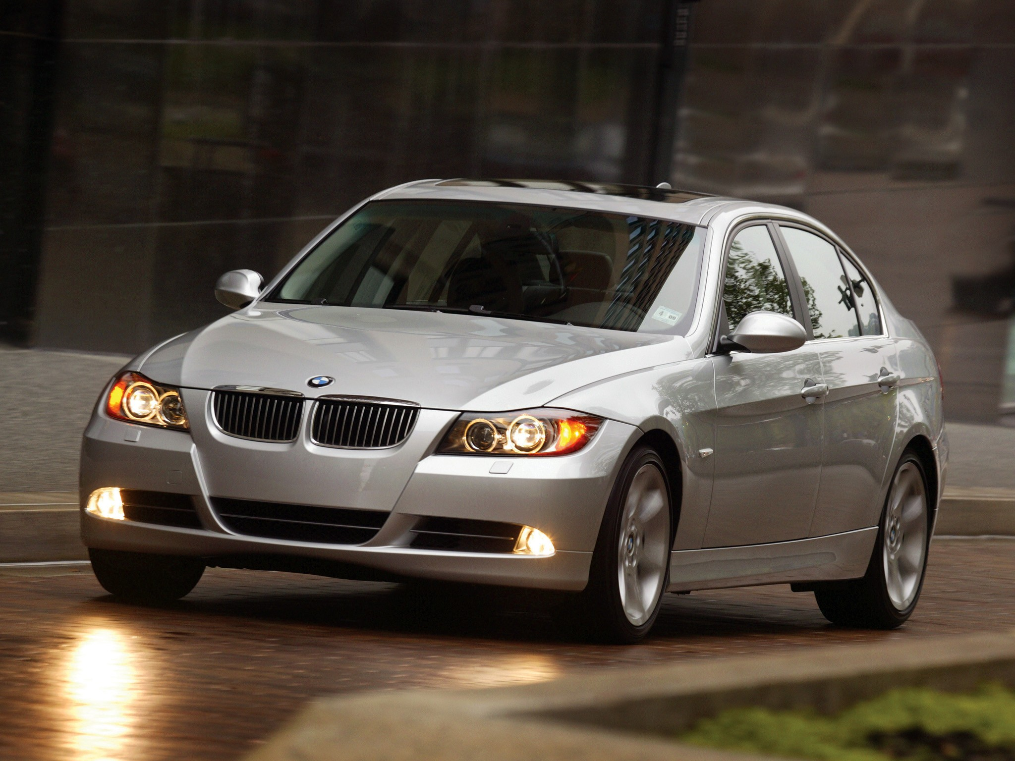 Bmw E90 Performance Bumper >> BMW 3 Series (E90) specs - 2005, 2006, 2007, 2008 - autoevolution