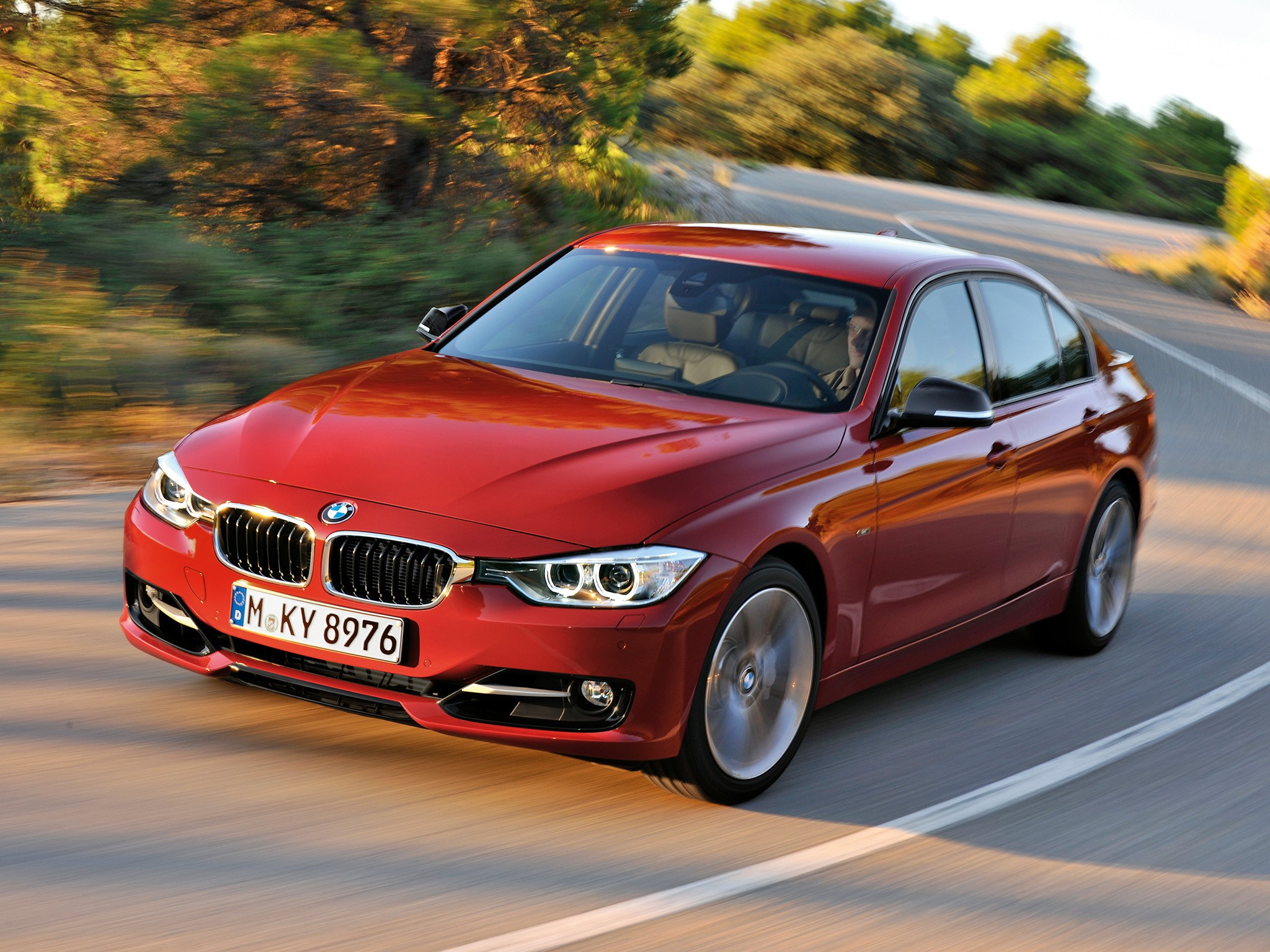 bmw 3 series f30 2012 2013 2014 2015 2016 autoevolution. Black Bedroom Furniture Sets. Home Design Ideas