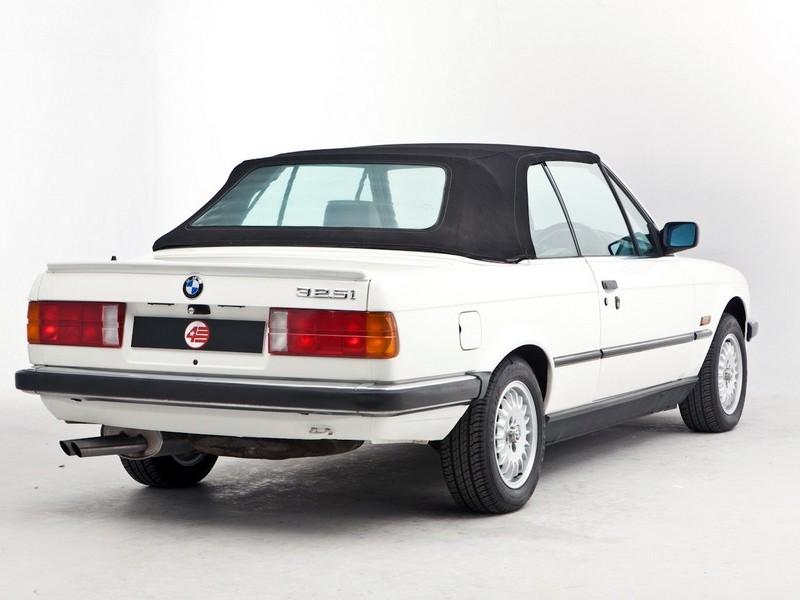 Bmw 3 Series Cabriolet  E30