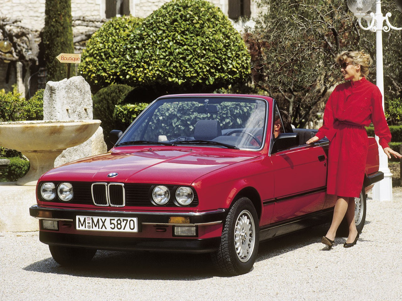 Bmw Series Cabriolet E