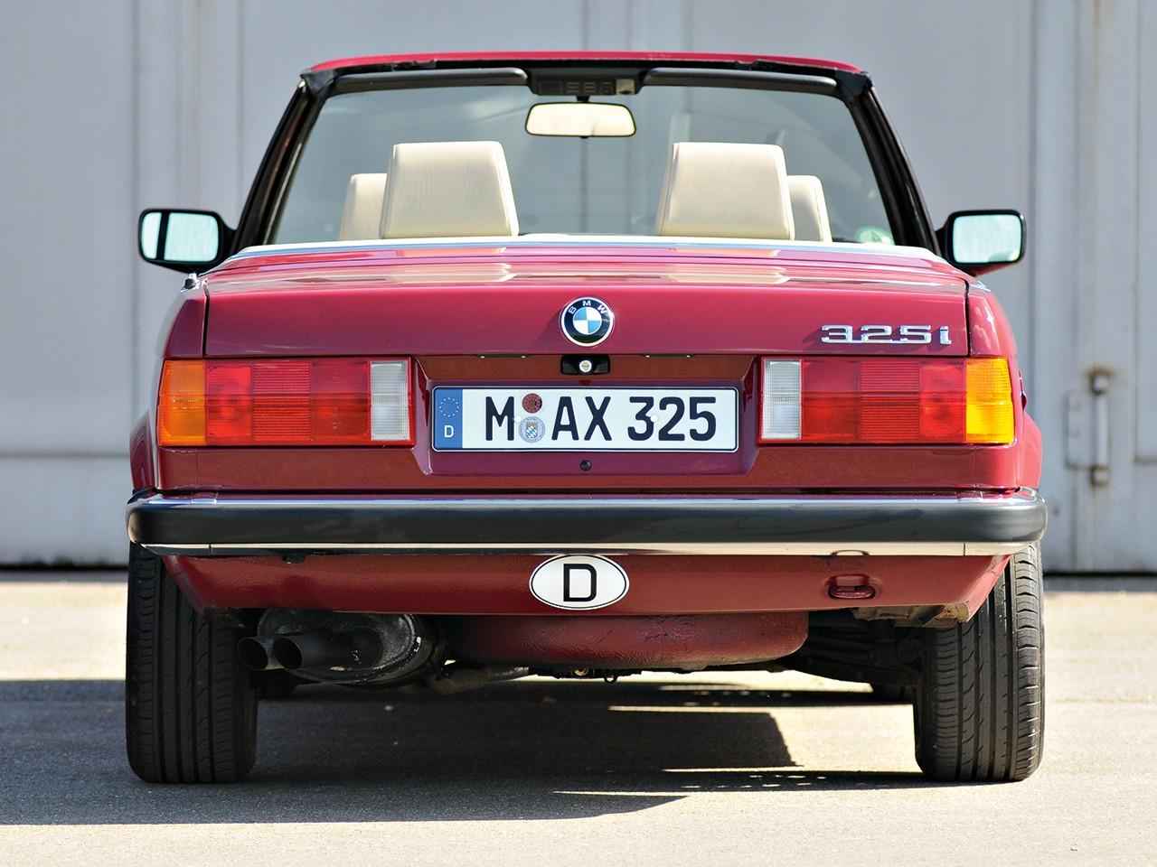 Bmw 3 Series Cabriolet E30 Spezifikationen Fotos 1986 1987 1988 1989 1990 1991 1992 1993 Autoevolution In Deutscher Sprache