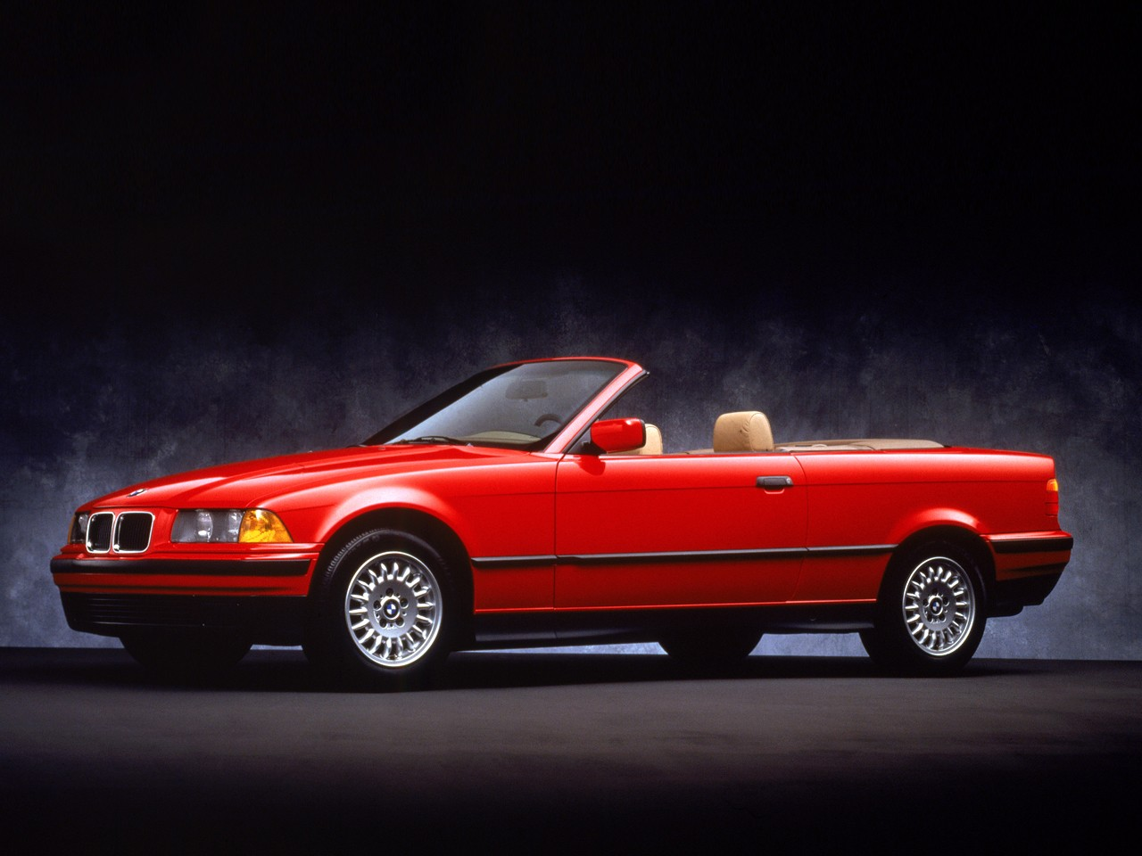 Bmw 3 Series Cabriolet E36 1993 1994 1995 1996
