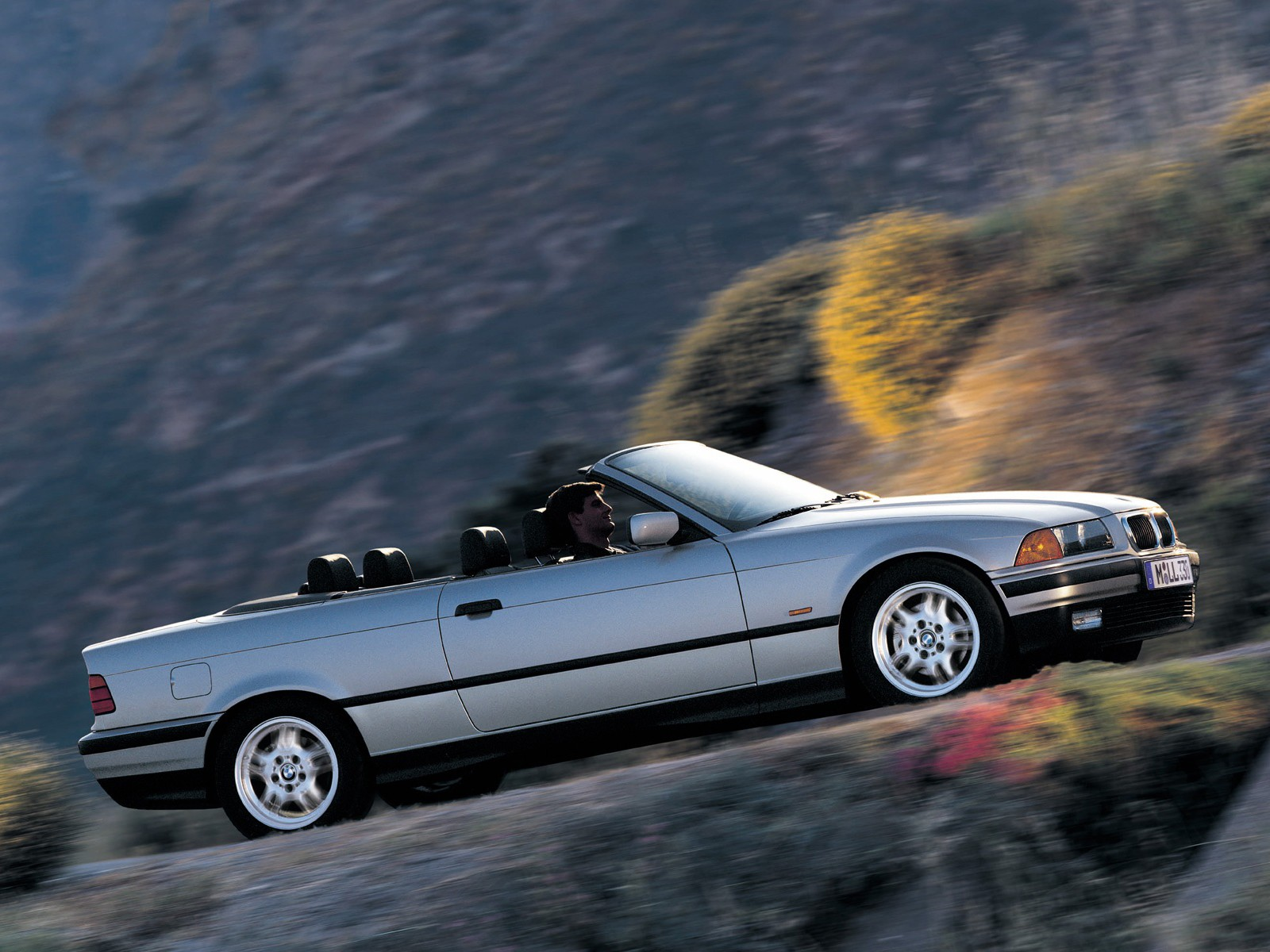 ... BMW 3 Series Cabriolet (E36) (1993 - 1999) ...