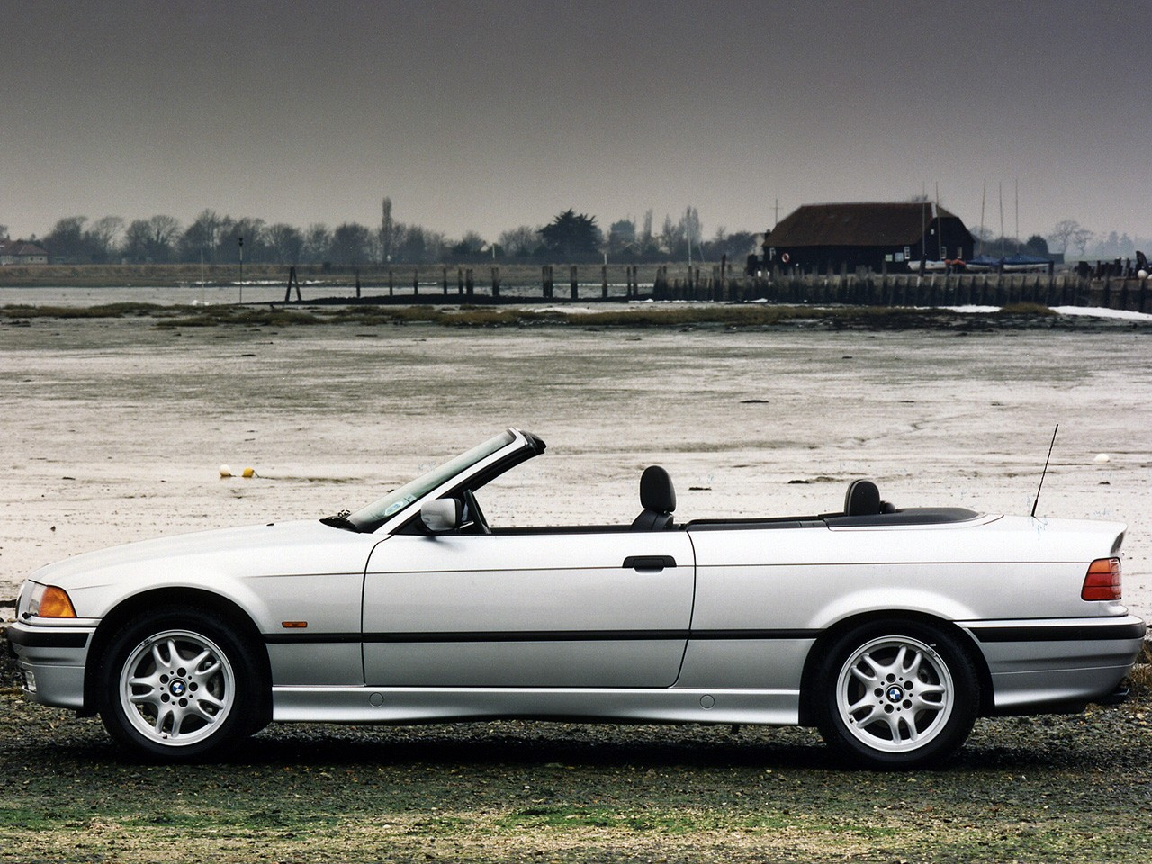 Bmw 3 Series Cabriolet E36 1993 1999