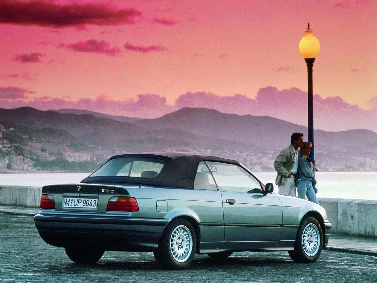 Bmw 3 Series Cabriolet E36 Specs Amp Photos 1993 1994