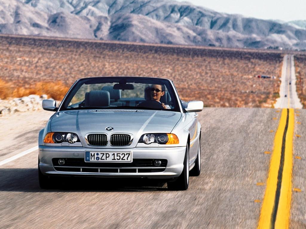 BMW 3 Series Cabriolet E46 specs  2000 2001 2002 2003