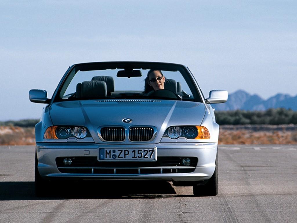 bmw 3 series cabriolet e46 2000 2003