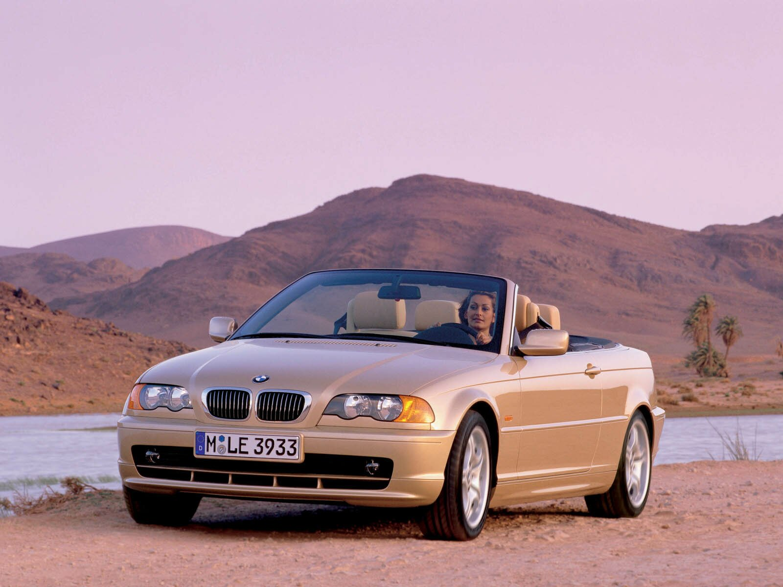 Bmw 3 Series Cabriolet E46 2000 2003