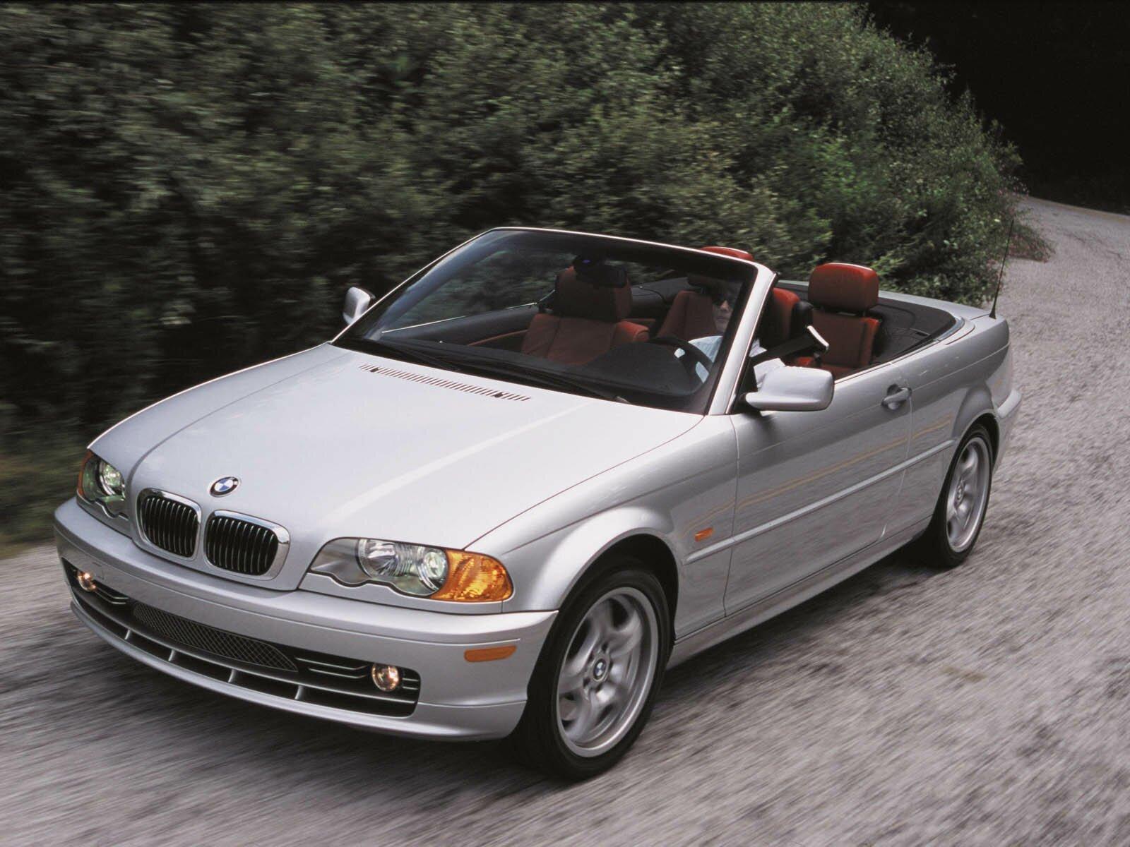 Bmw 3 Series Cabriolet E46 Specs Amp Photos 2000 2001