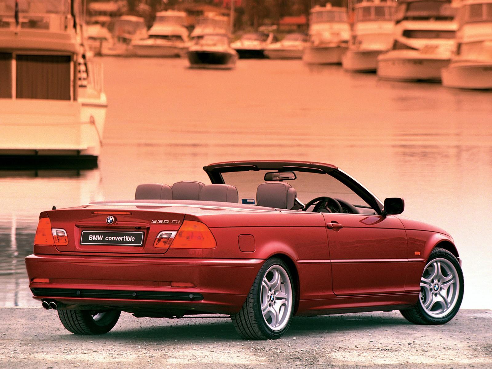 bmw 3 series cabriolet e46 2000 2001 2002 2003. Black Bedroom Furniture Sets. Home Design Ideas