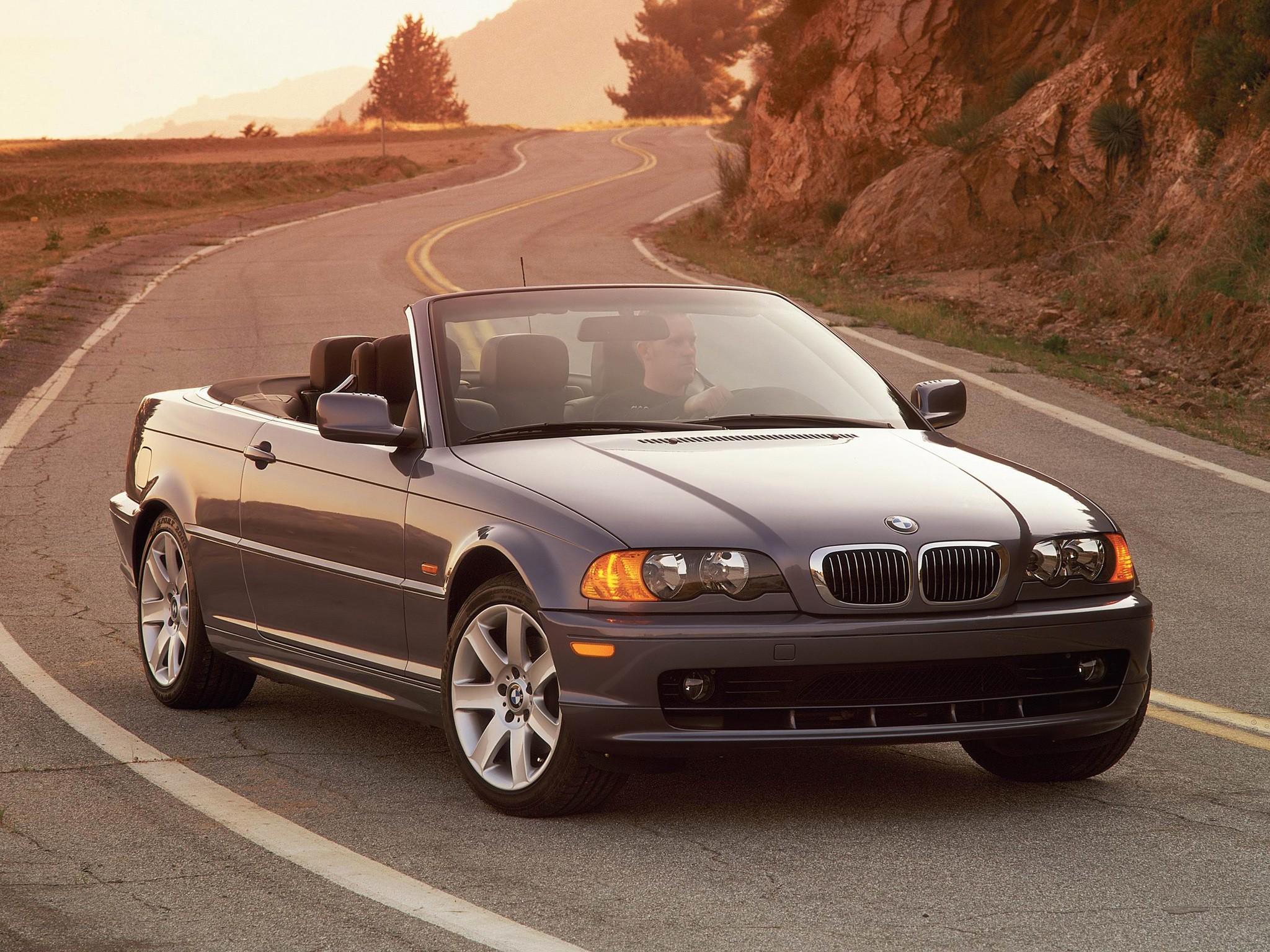 E46 M3 Specs >> BMW 3 Series Cabriolet (E46) specs & photos - 2000, 2001 ...