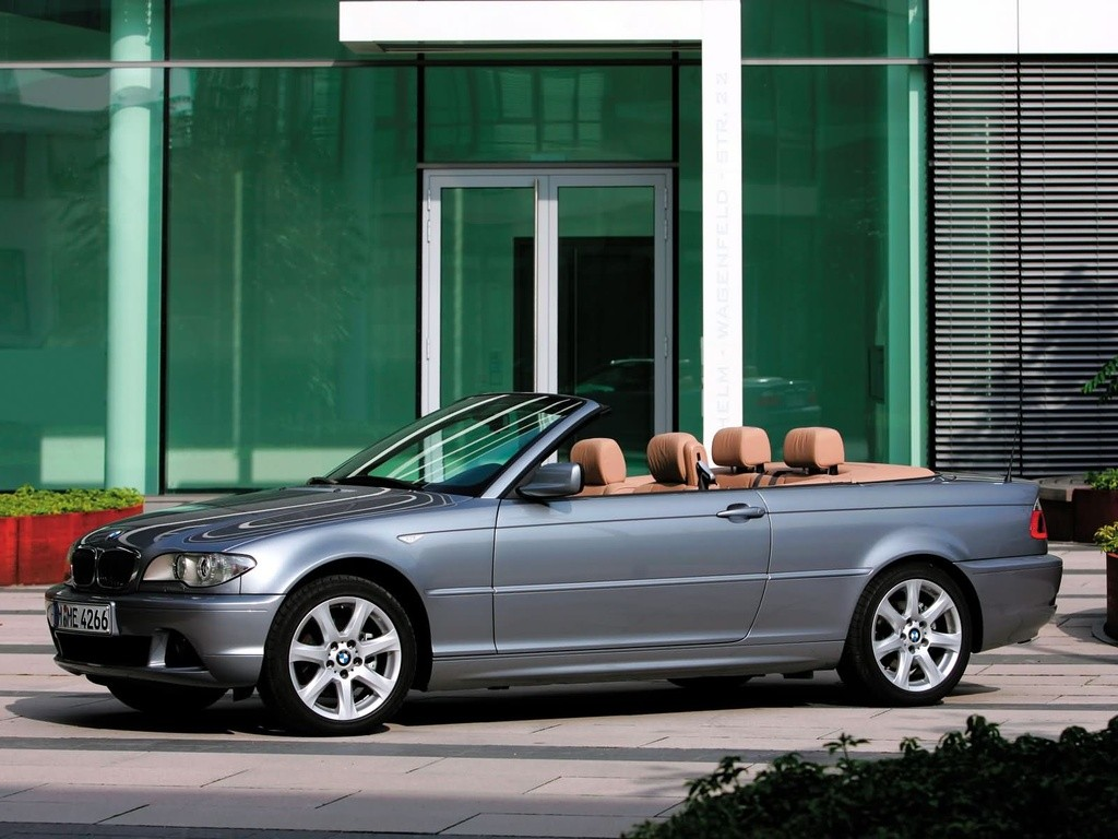 bmw 3 series cabriolet e46 specs photos 2003 2004 2005 2006 2007 autoevolution. Black Bedroom Furniture Sets. Home Design Ideas
