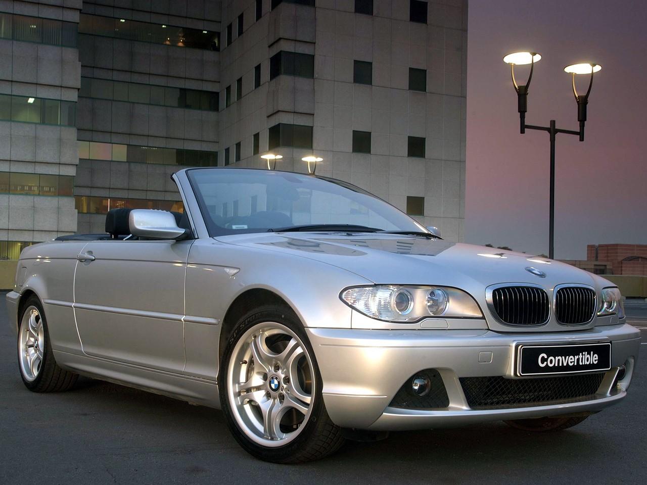 Bmw 3 Series Cabriolet E46 2003 2007