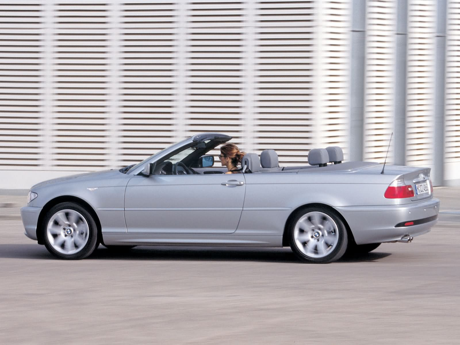 BMW e46 кабриолет загрузить