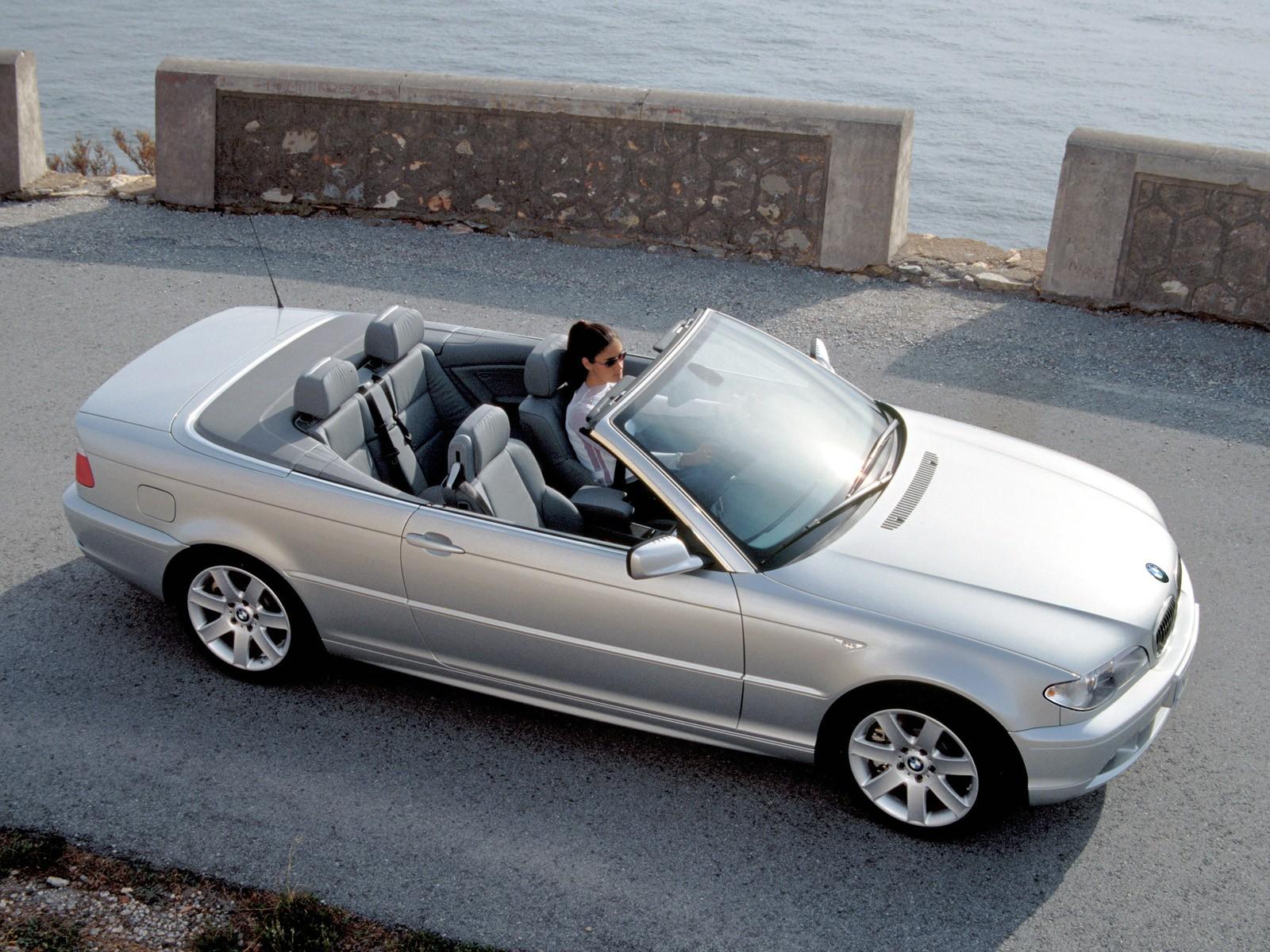 bmw 3 series cabriolet e46 specs photos 2003 2004 2005 2006 2007 autoevolution. Black Bedroom Furniture Sets. Home Design Ideas