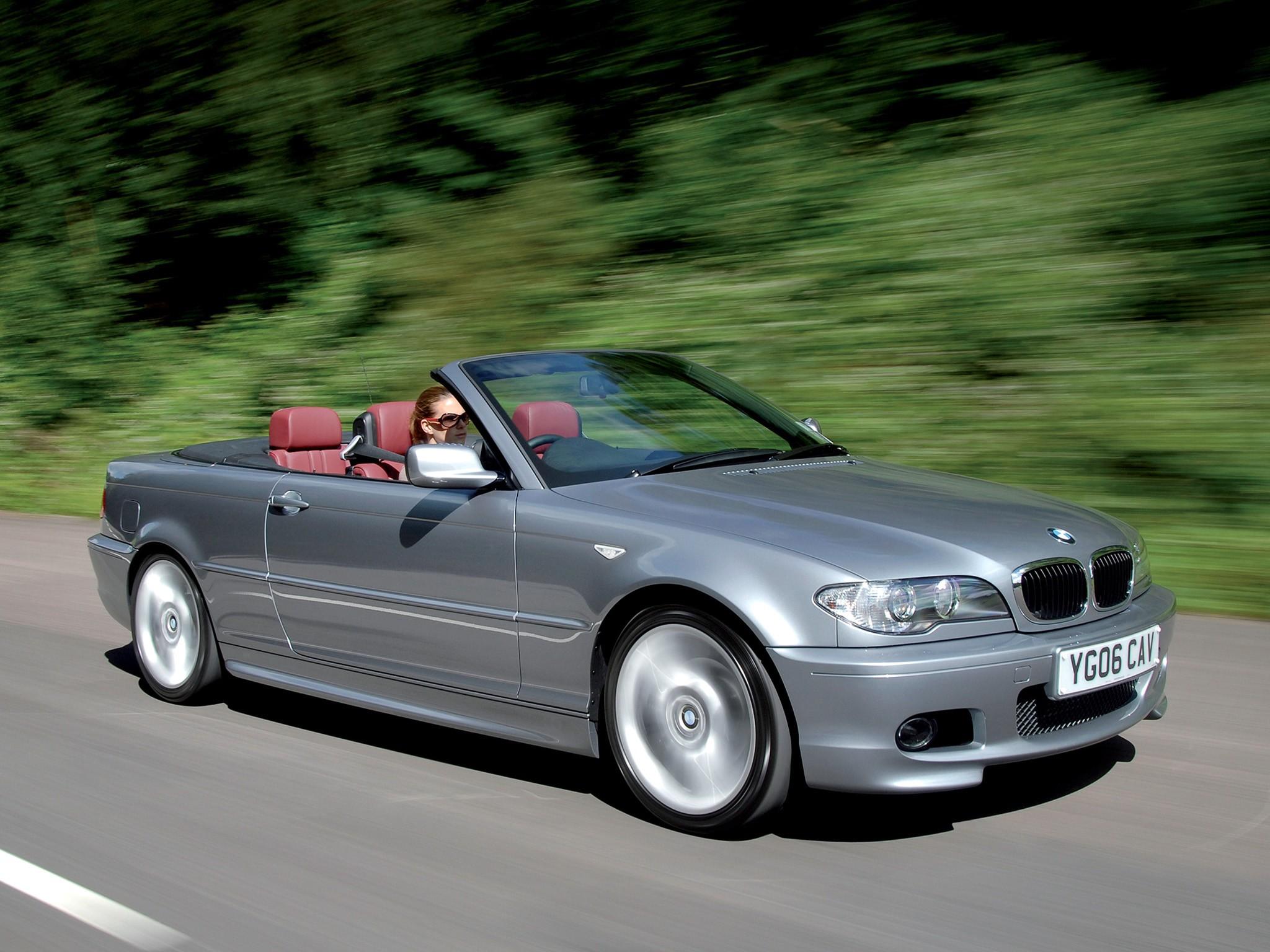 bmw 3 series cabriolet e46 2003 2004 2005 2006 2007 autoevolution. Black Bedroom Furniture Sets. Home Design Ideas