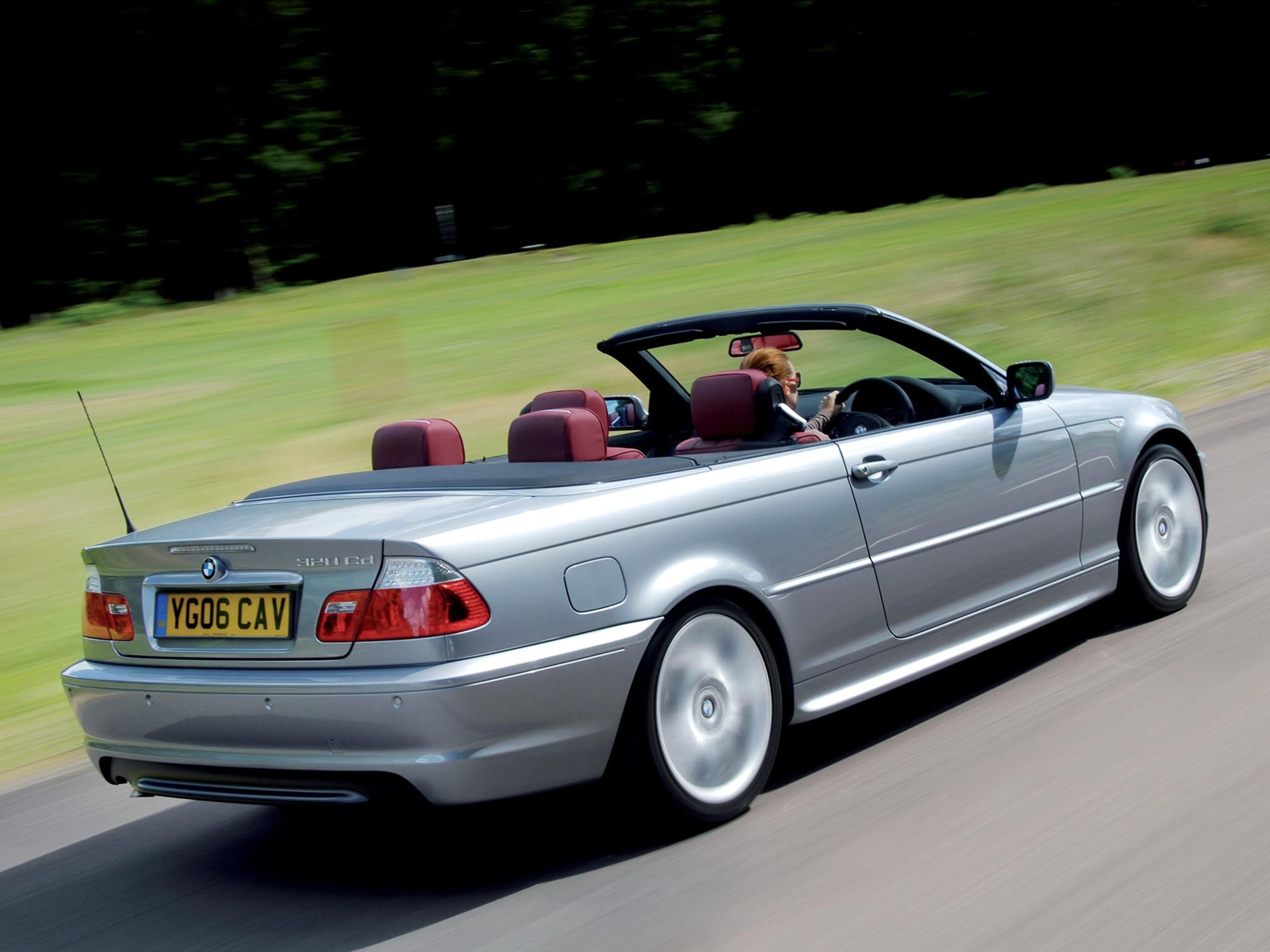 bmw 3 series cabriolet e46 specs photos 2003 2004. Black Bedroom Furniture Sets. Home Design Ideas