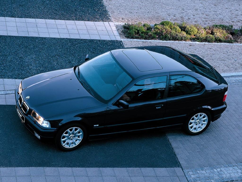 Bmw 3 Series Compact E36 1994 1995 1996 1997 1998 1999 2000 Autoevolution