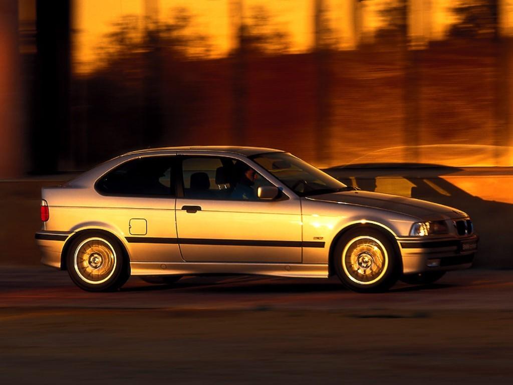 bmw 3 series compact e36 1994 2000