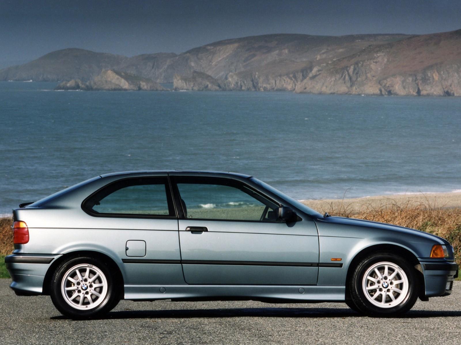 Bmw 3 Series Compact E36 1994 1995 1996 1997 1998