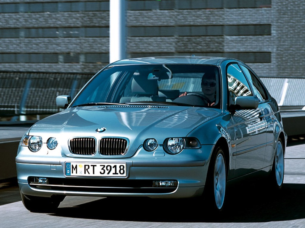 Bmw 316Ti Compact 2003 Test  Auto Galerij