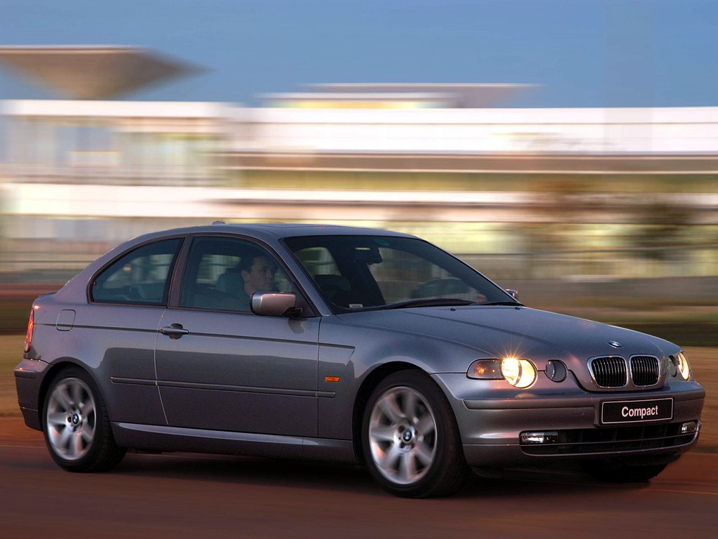 Bmw 325ti Review - Auto cars