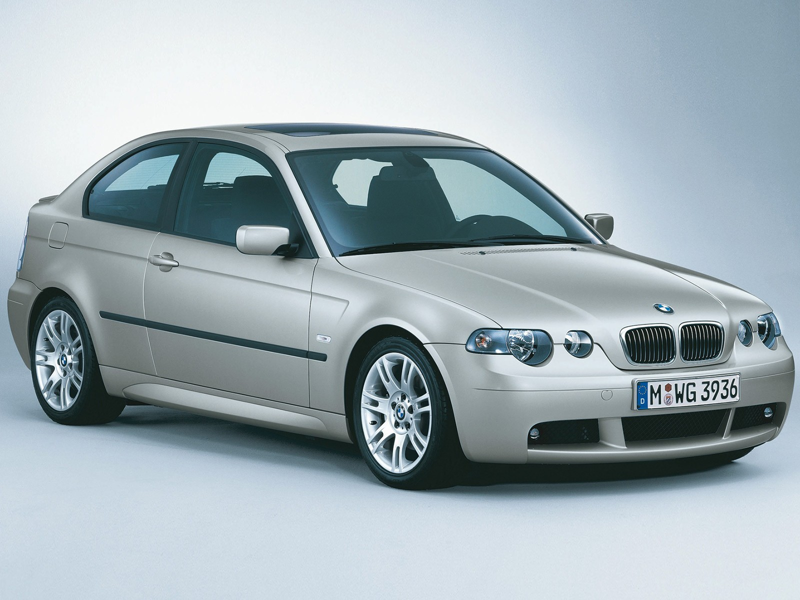 Bmw 3 Series Compact E46 Specs Amp Photos 2001 2002