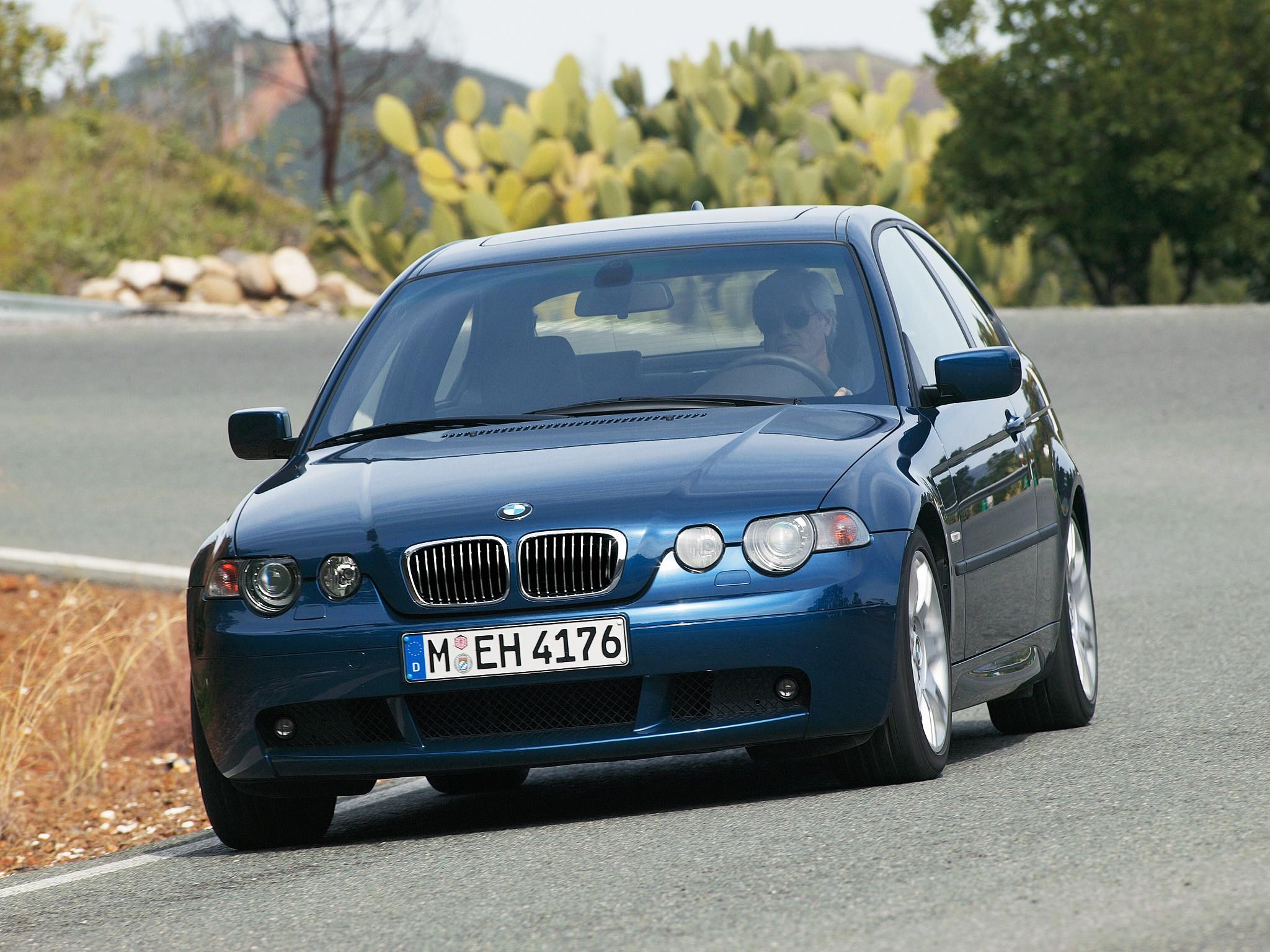 BMW 3 Series Compact (E46) specs & photos - 2001, 2002