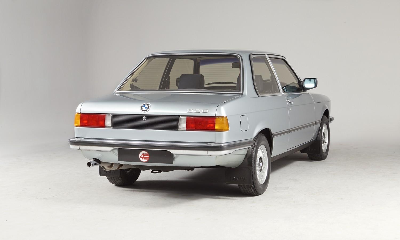 BMW 3 Series Coupe (E21) - 1975, 1976, 1977, 1978, 1979 ...