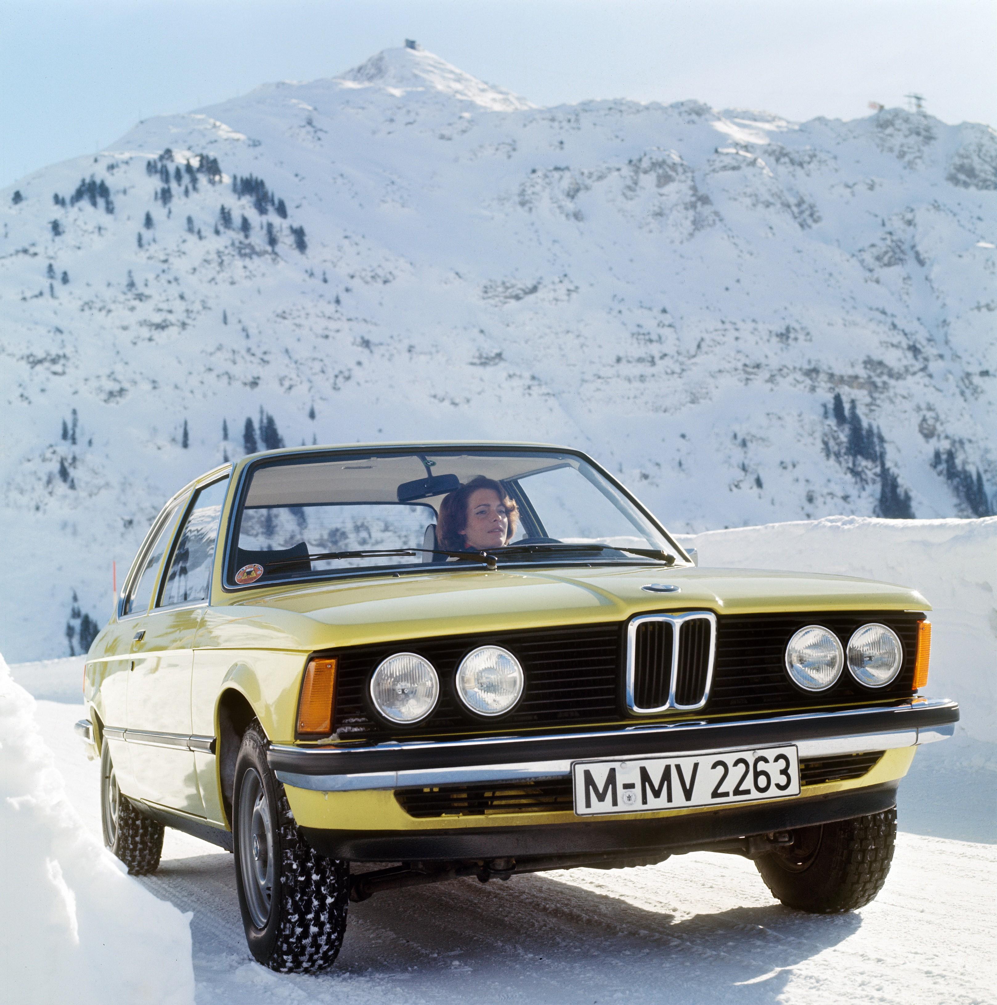 BMW 3 Series Coupe (E21) Specs & Photos