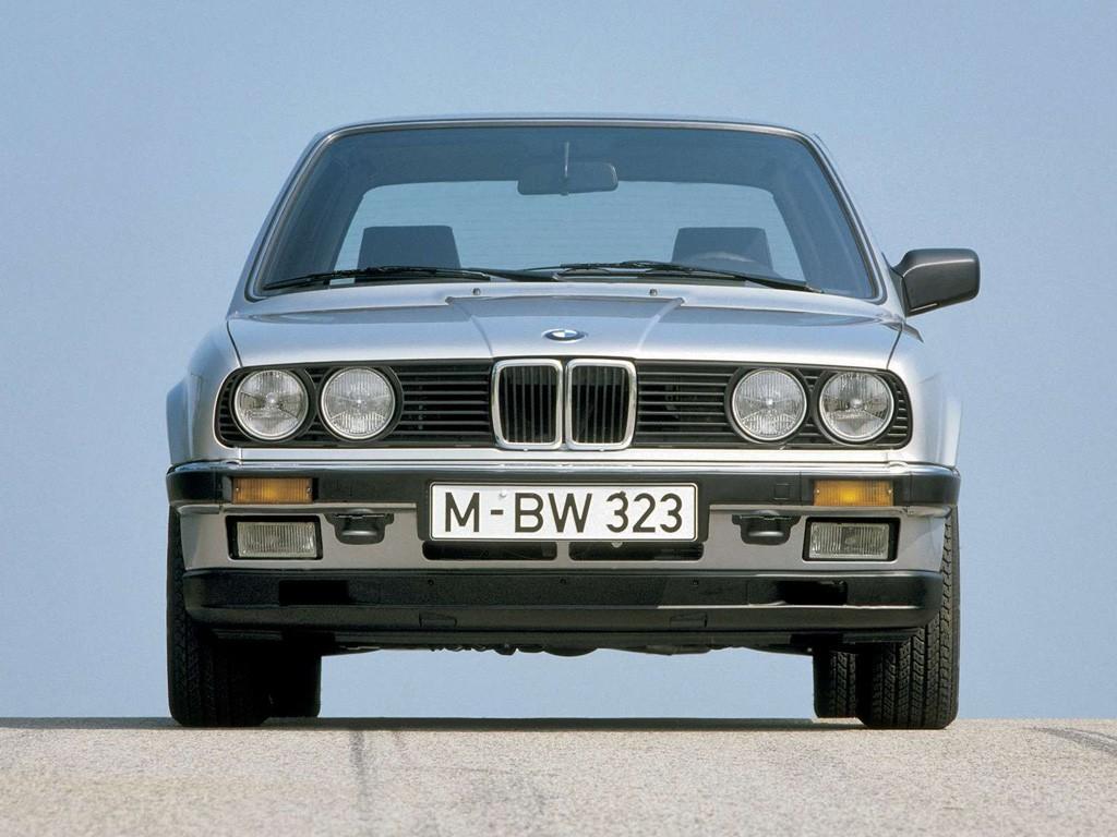 BMW 3 Series Coupe (E30) specs & photos - 1982, 1983, 1984 ...