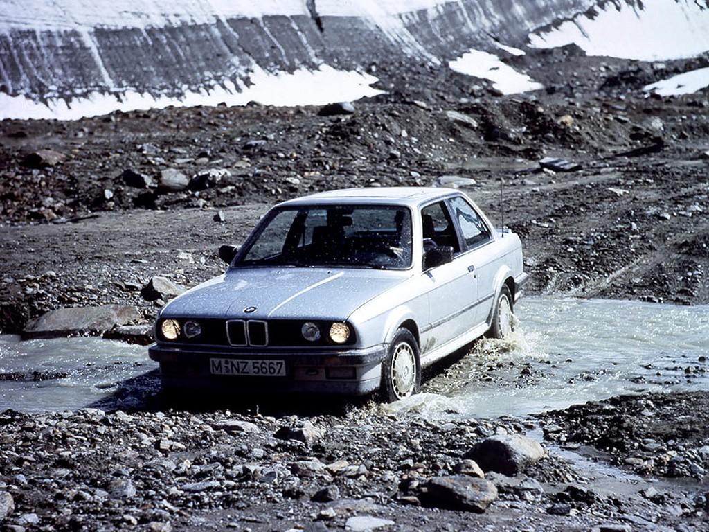 bmw 3 series coupe (e30) specs \u0026 photos 1982, 1983, 1984, 1985
